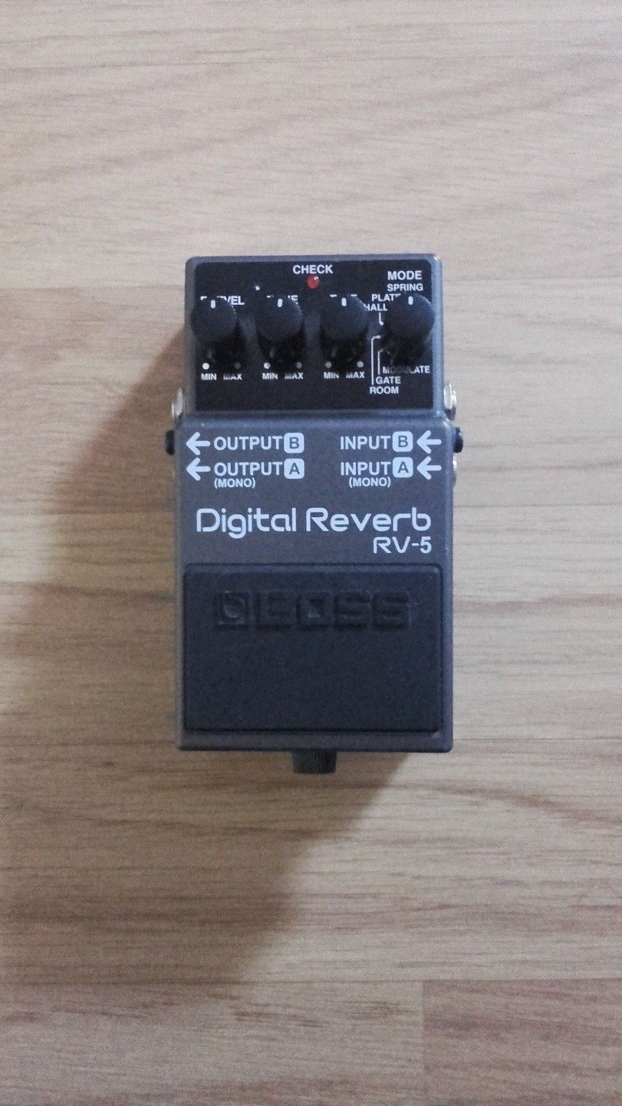 BOSS RV-5 Digital Reverb Pedal Review by Sweetwater Sound