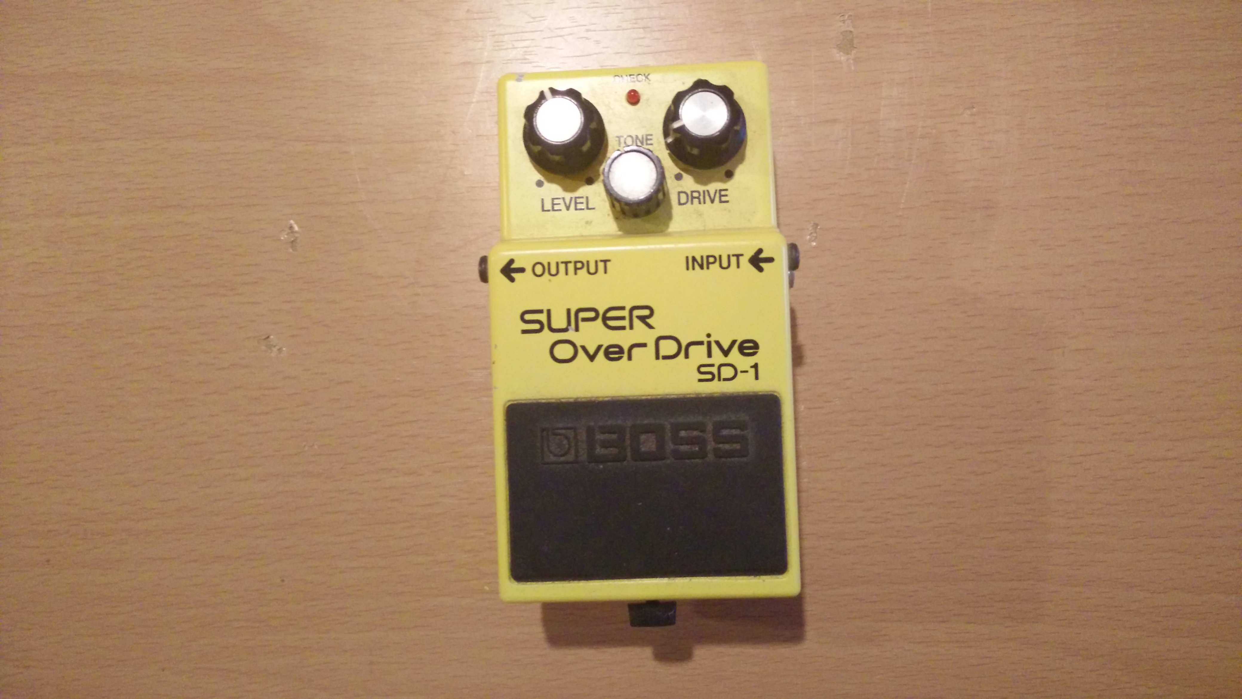 dating boss sd 1 Boss ds-1: a detailed take more often than not, the name ds-1 pops up as the number one contender, as if it was a household name when talking about distortion this is none other than the highly acclaimed pedal by effects giant boss.