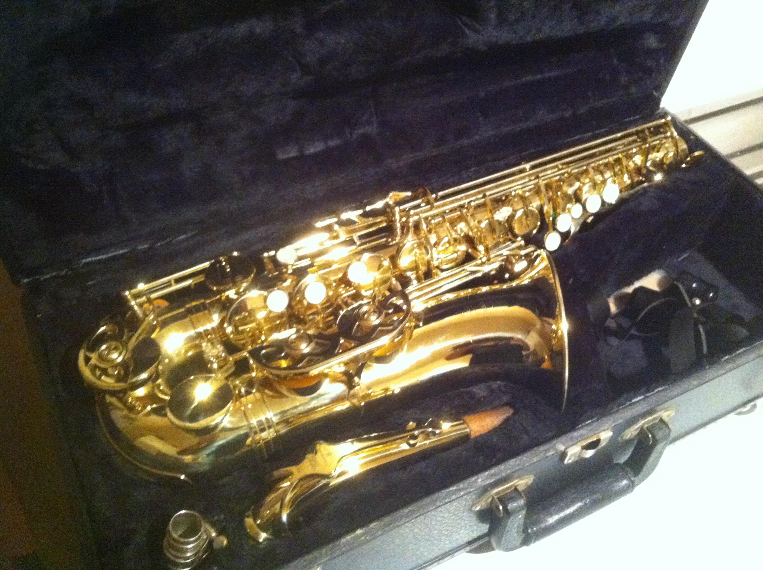 buffet crampon alto evette image 498236 audiofanzine rh en audiofanzine com buffet alto saxophone for sale buffet alto saxophone