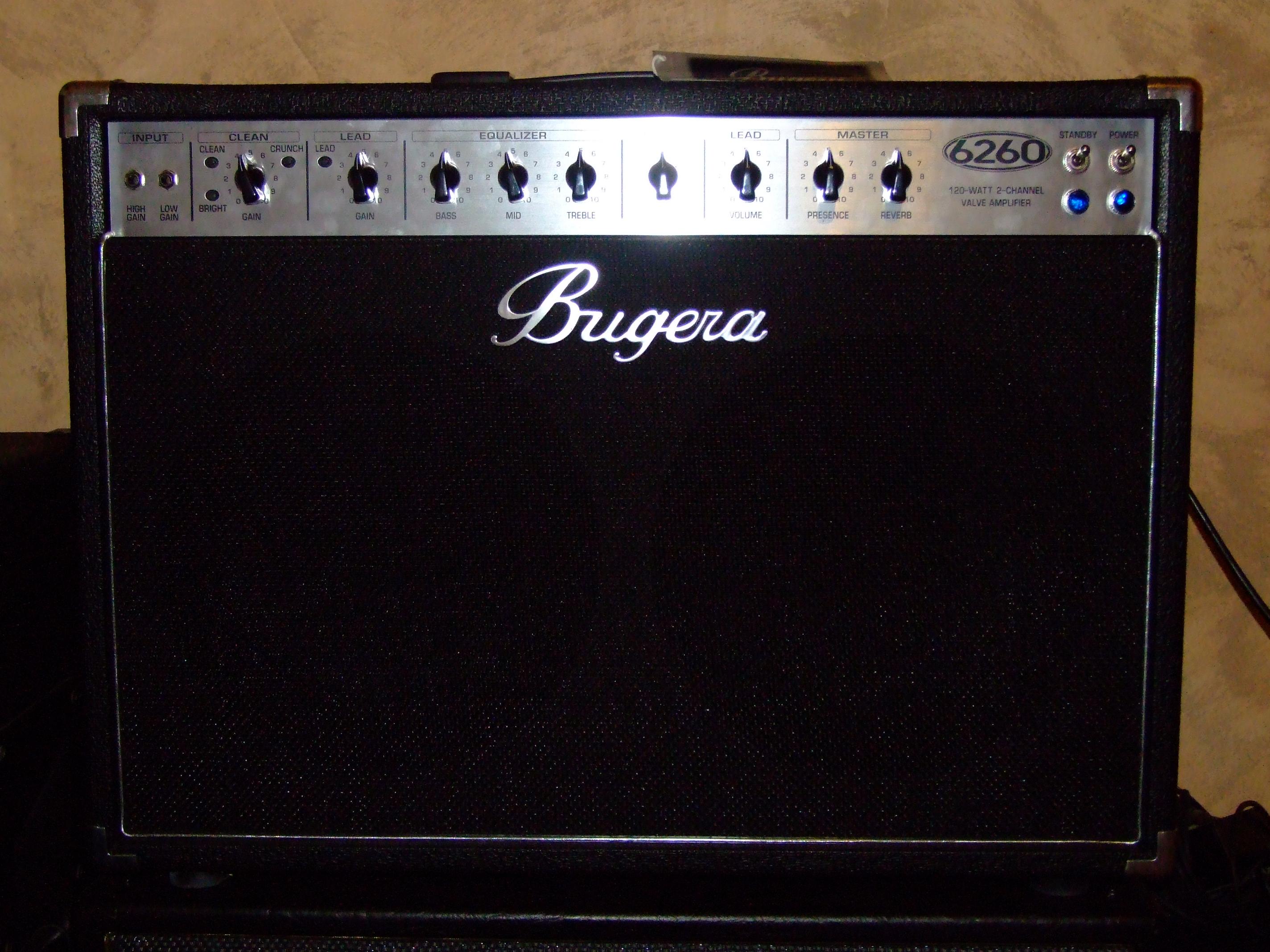 Photo bugera 6260 212 bugera 6260 212 combo 298339 audiofanzine