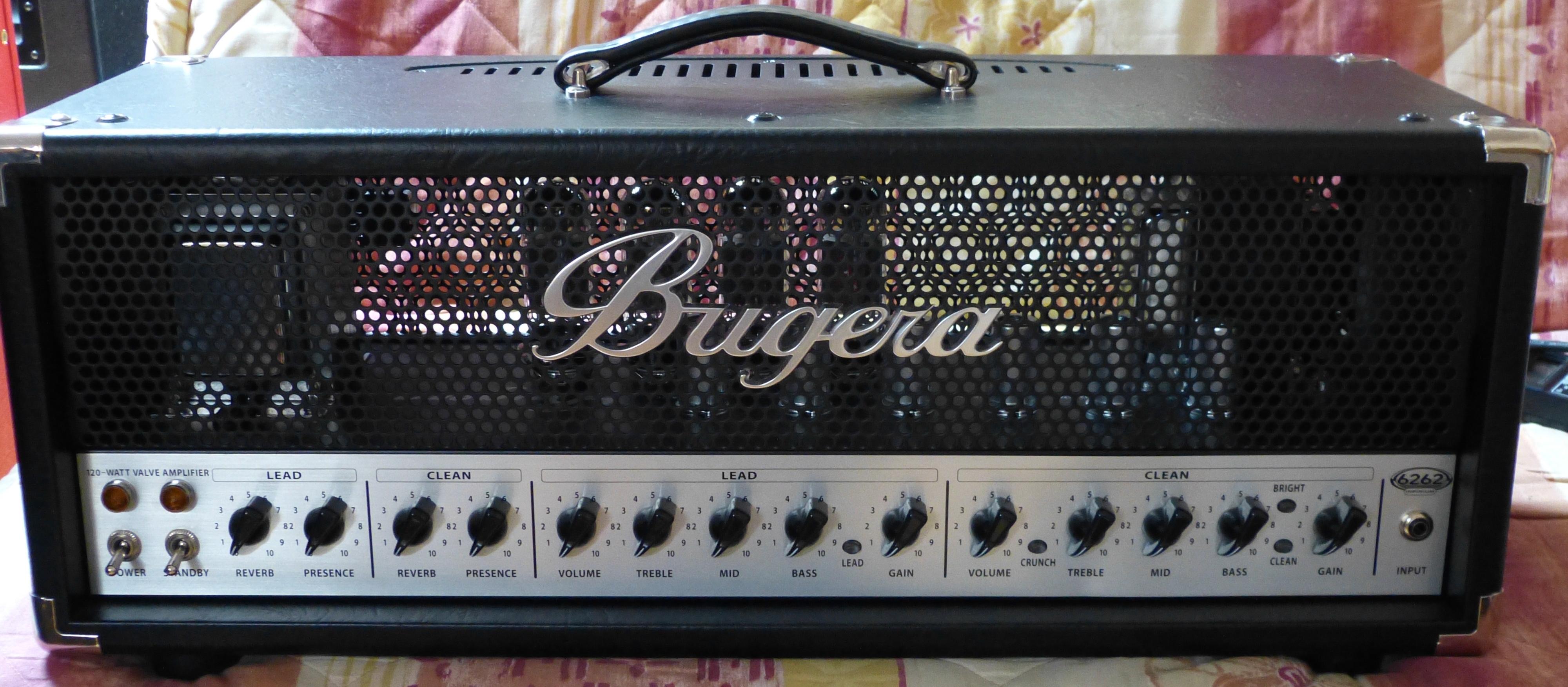 Bugera 6262 Infinium : bugera 6262 infinium image 597400 audiofanzine ~ Hamham.info Haus und Dekorationen