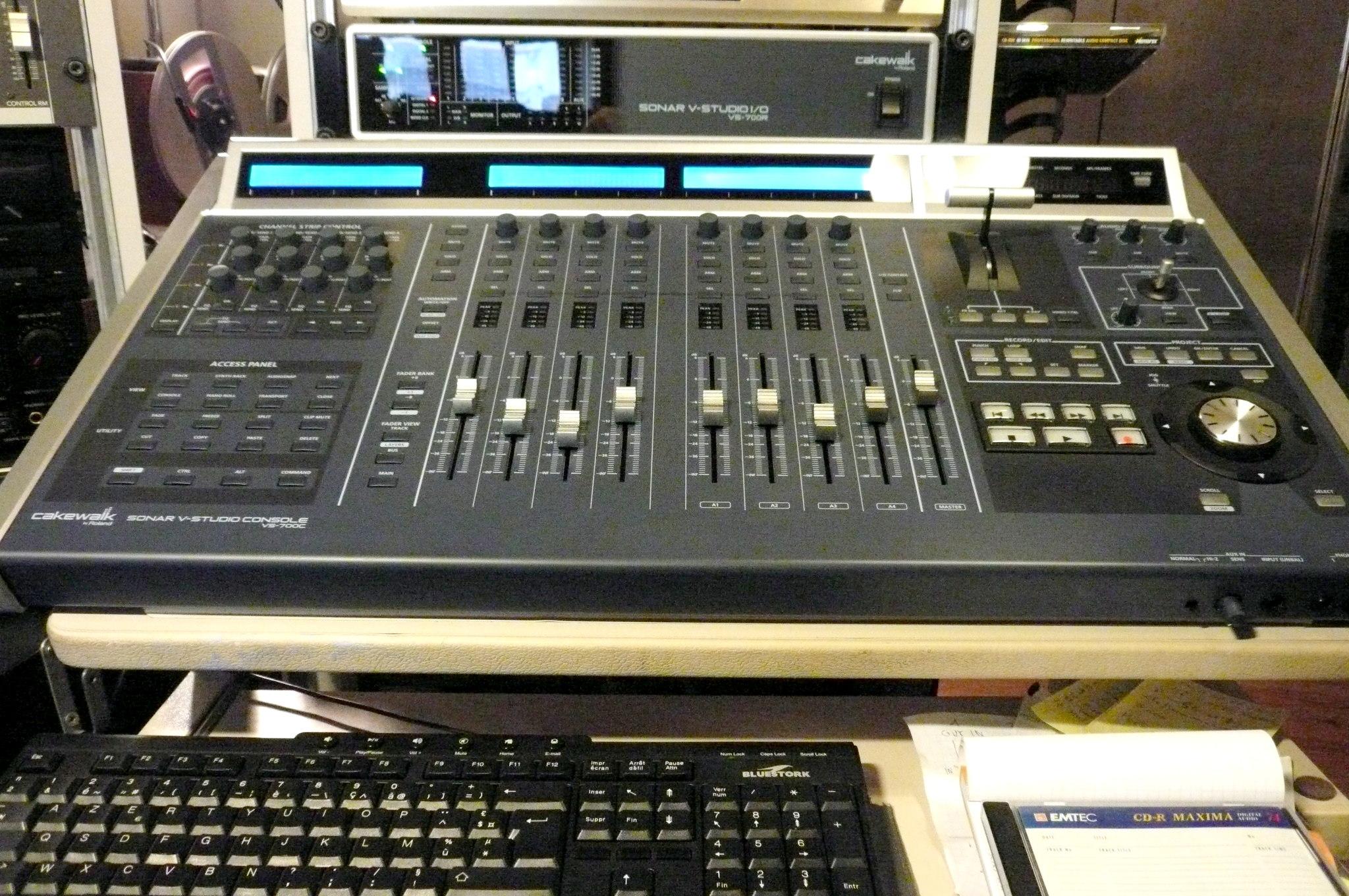 cakewalk sonar v studio 700 image 530275 audiofanzine. Black Bedroom Furniture Sets. Home Design Ideas