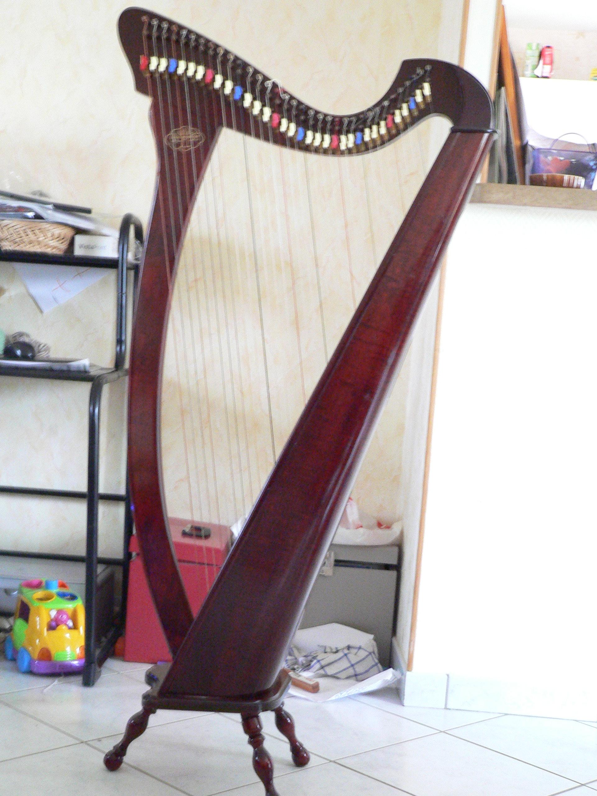 harpe simple mouvement camac harpe simple mouvement. Black Bedroom Furniture Sets. Home Design Ideas