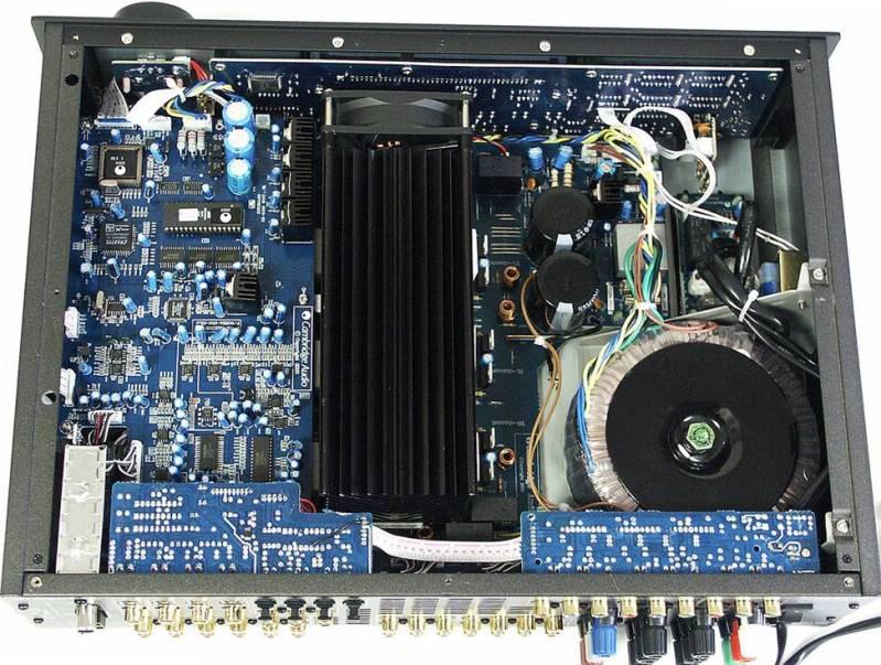 Cambridge audio azur 540