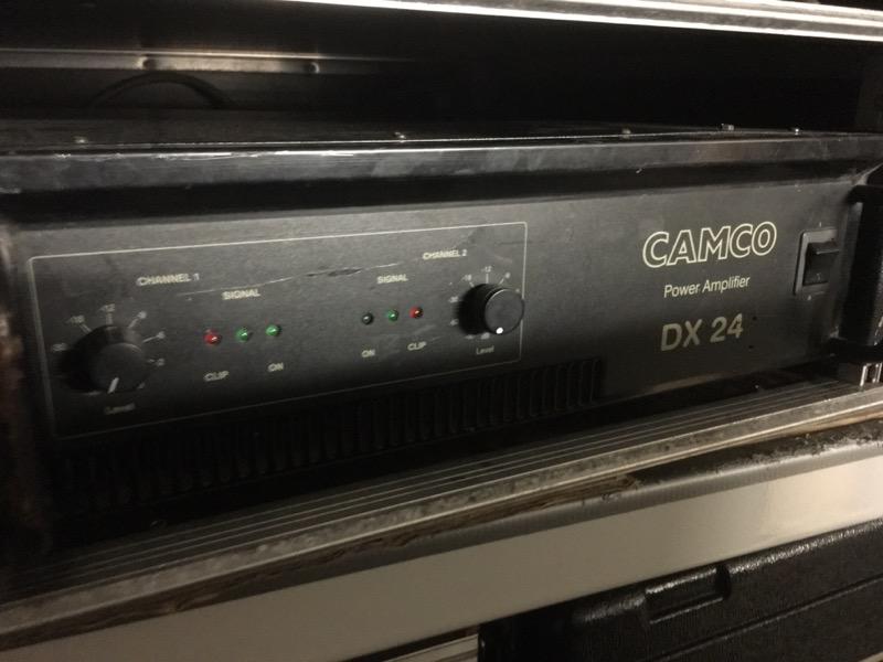 Dx24 Camco Dx24 Audiofanzine