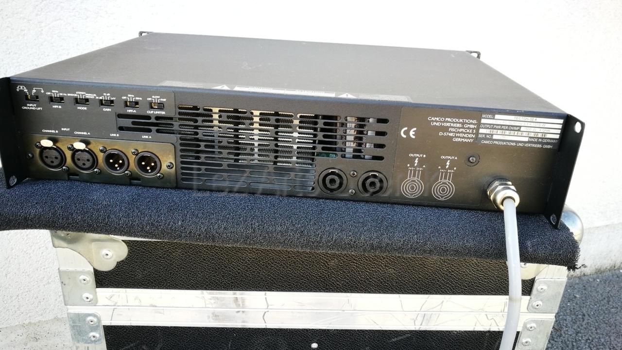 Tecton 32 4 Camco Tecton 32 4 Audiofanzine