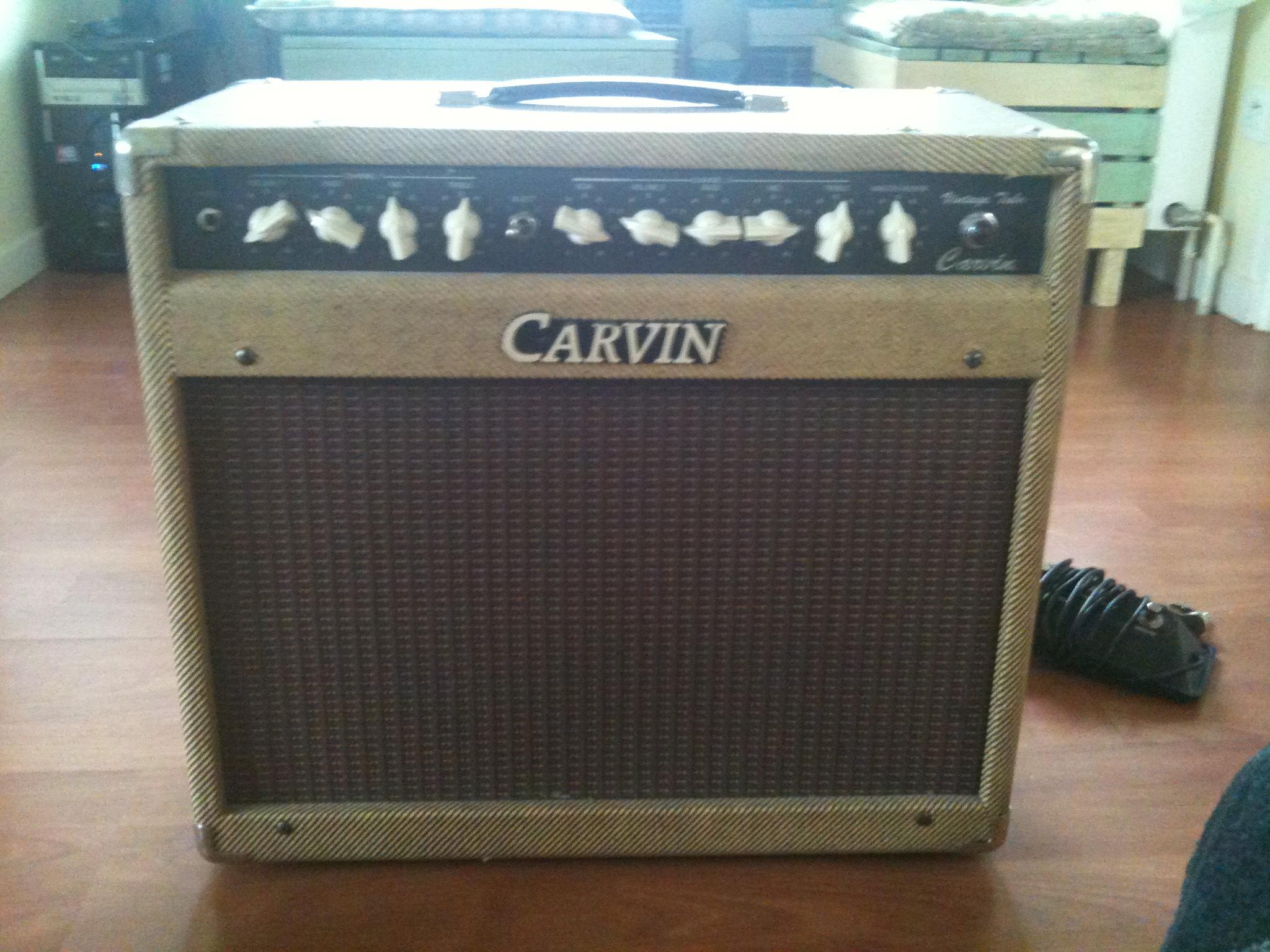 Carvin Vintage Amp 11