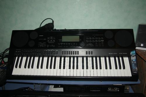 Jual Casio Keyboard Arranger Ctk 7000 Keyboard Organ - Alternative ...