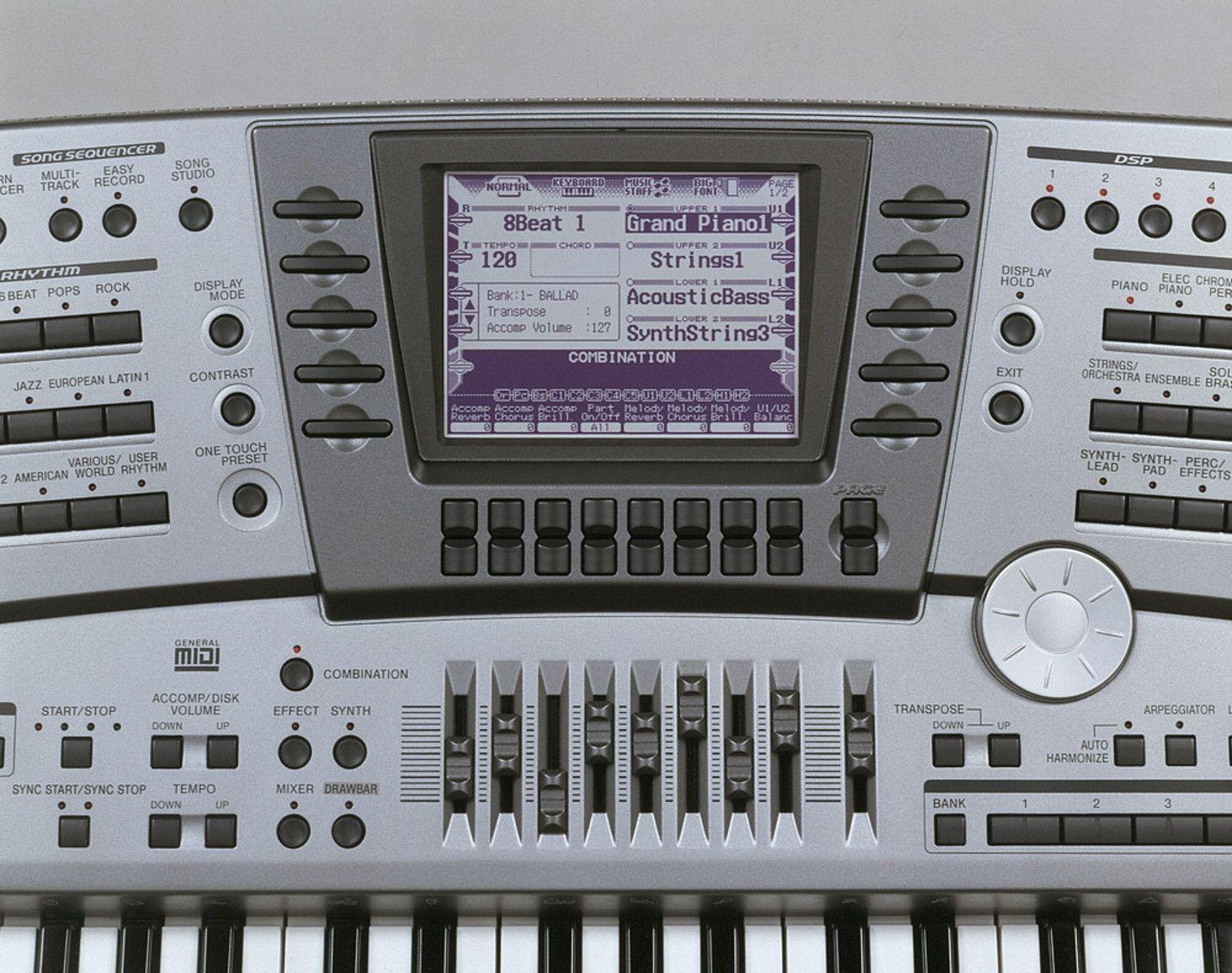 Casio MZ-2000 image (#42955) -...