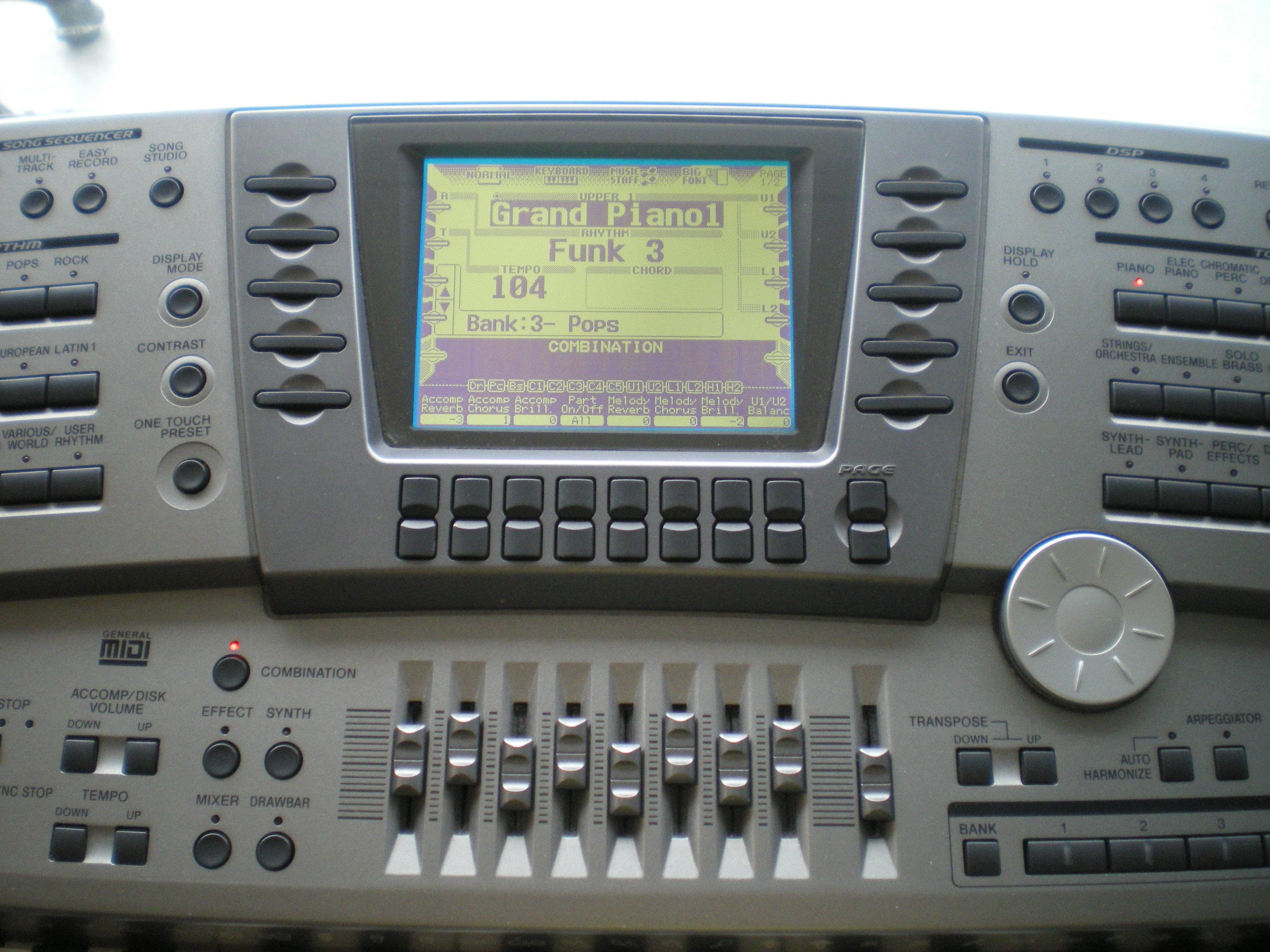 Casio MZ-2000 image (#554607) ...