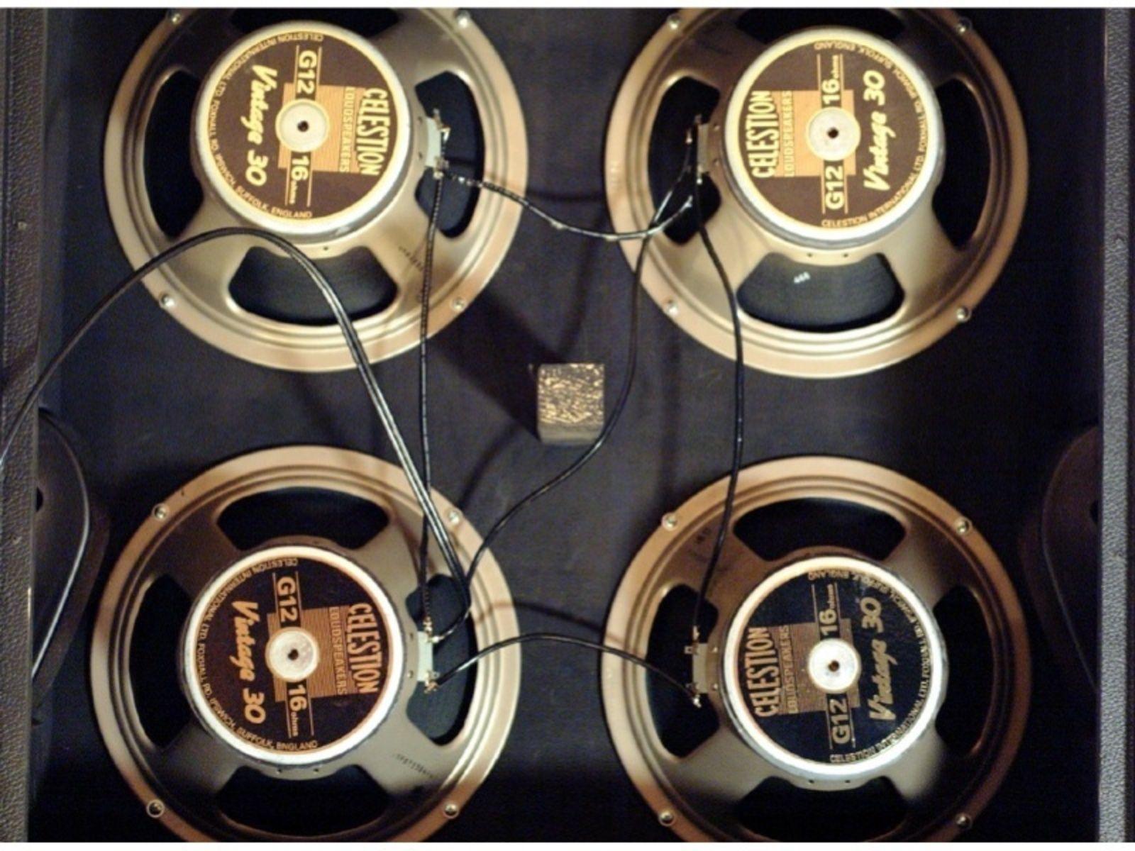celestion vintage 30 8 ohms image 8659 audiofanzine. Black Bedroom Furniture Sets. Home Design Ideas