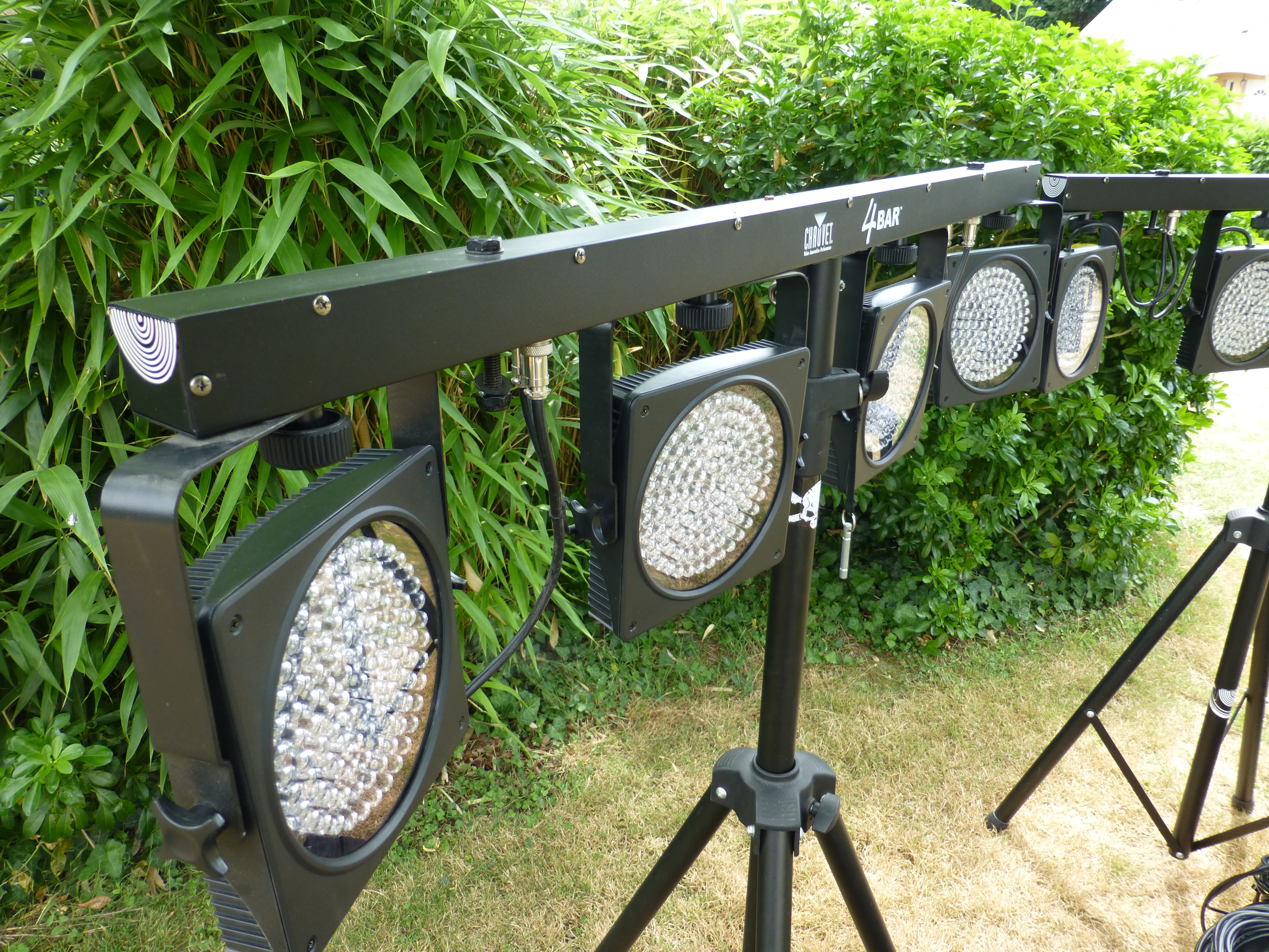 4bar Wash Light System Chauvet 4bar Wash Light System