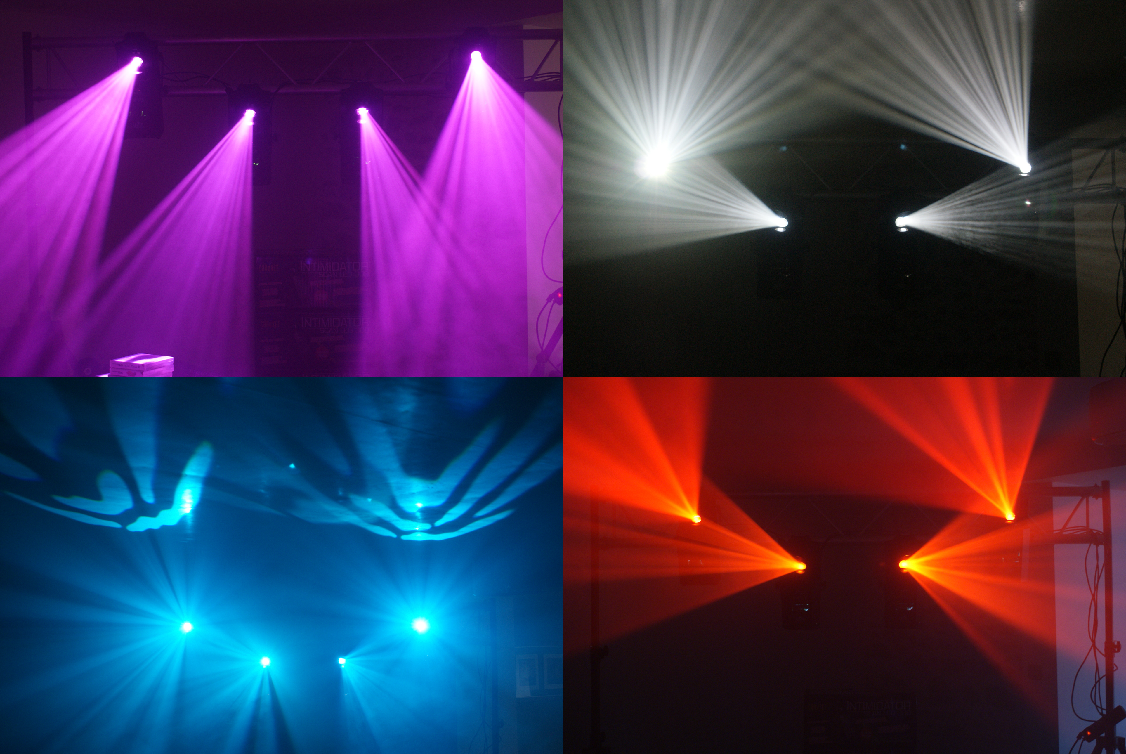 chauvet usb dj travel image shocker itm light led detailed bag w clamp stobe lighting packages panel