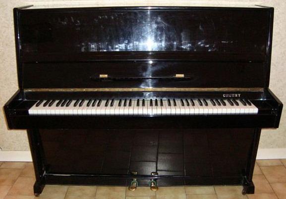 Avis de abomic cherny piano droit piano d 39 tude rapport qualit prix - Marque de piano francais ...