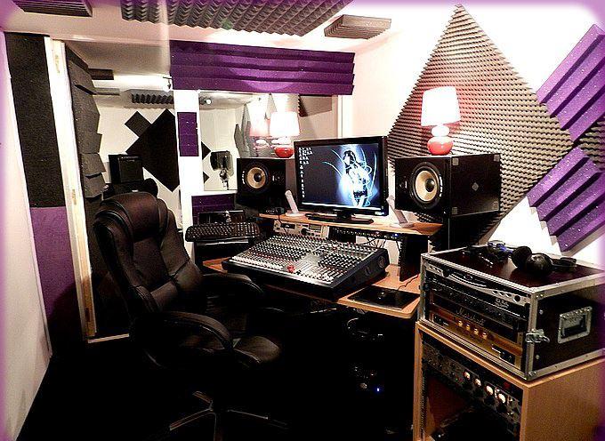 Studio d 39 enregistrement digital clementoni audiofanzine - Table de mixage studio d enregistrement ...