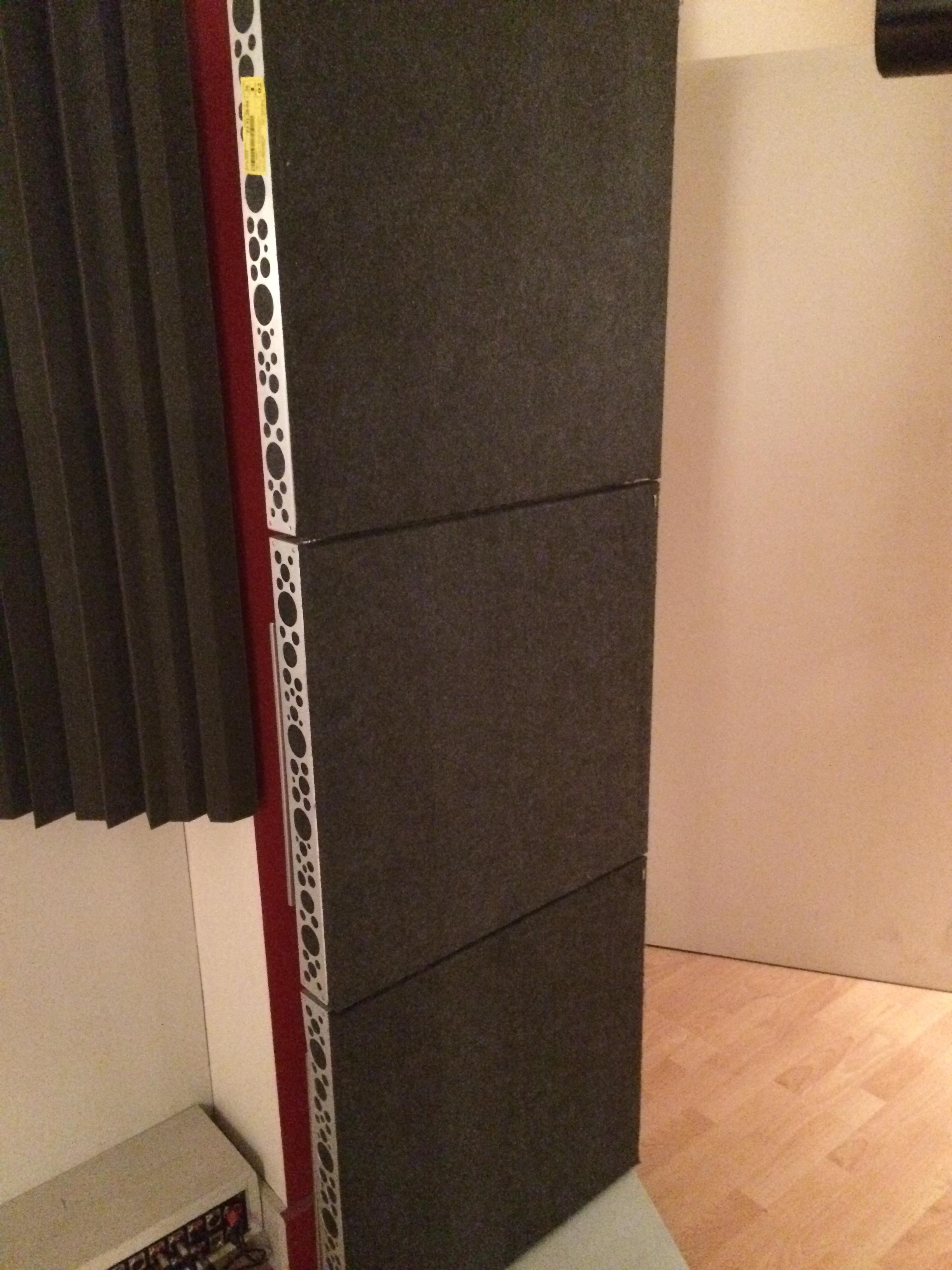 panneau acoustique pamm178 col 39 sound audiofanzine. Black Bedroom Furniture Sets. Home Design Ideas