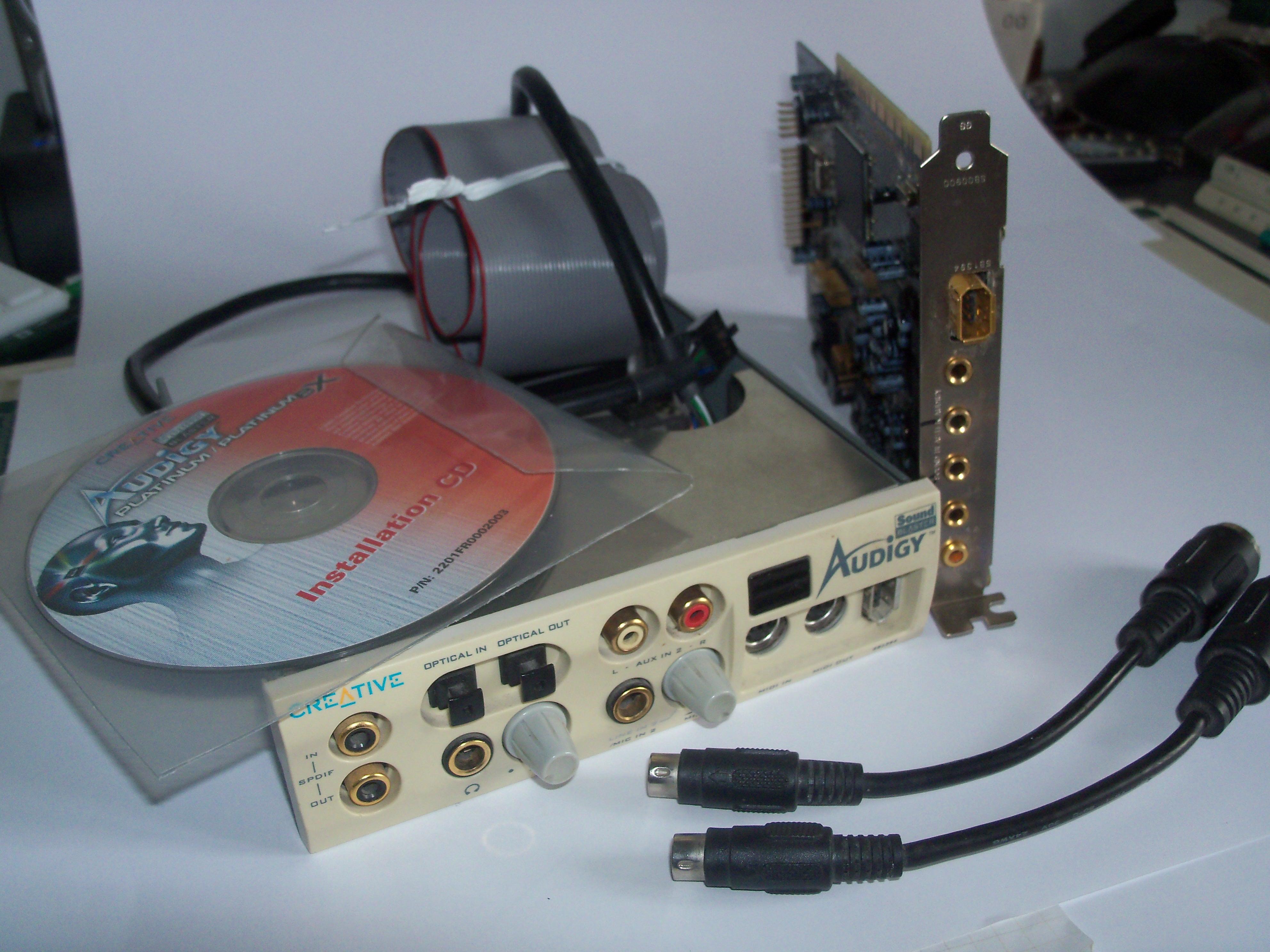 driver sound blaster audigy ls windows 7
