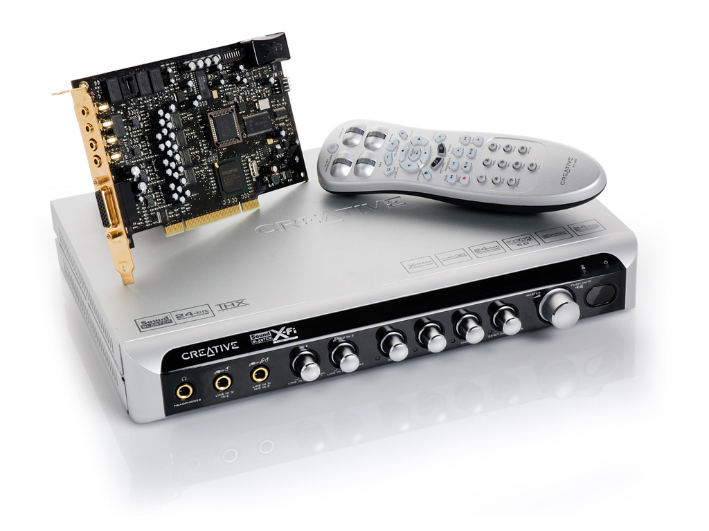 Review: creative sound blaster x-fi elite pro audio visual.