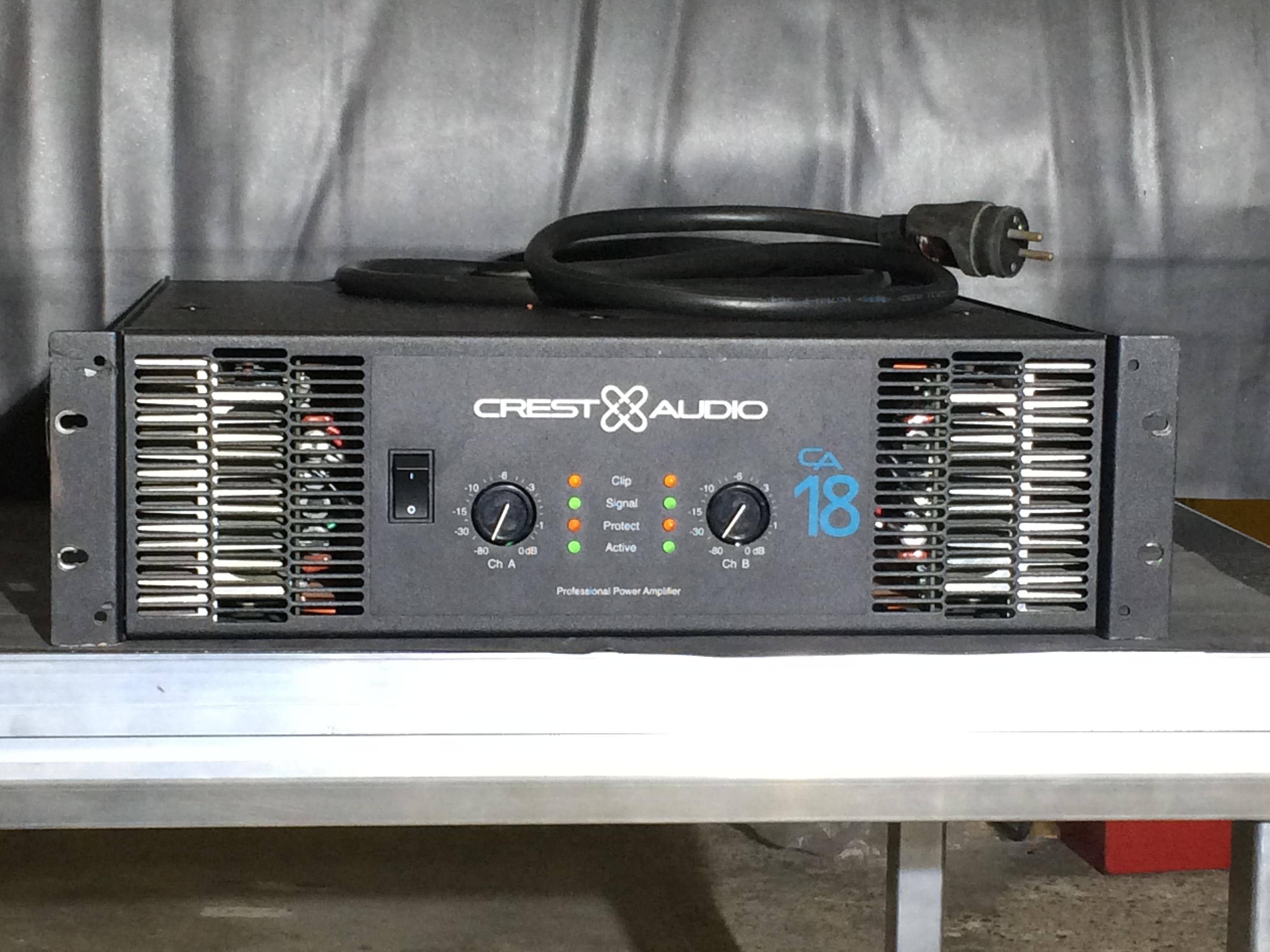 crest audio cc 4000 image 962815 audiofanzine rh en audiofanzine com Amplifiers Crest Audio CD 4000 Crest CC4000 Specs