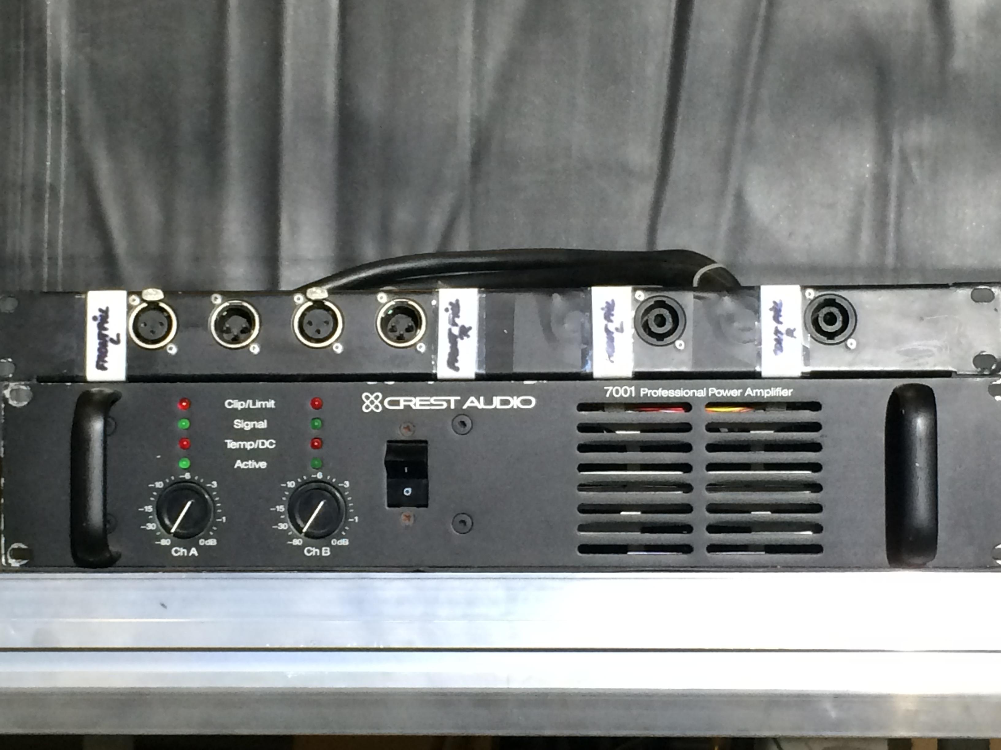 crest audio cc 4000 image 962818 audiofanzine rh en audiofanzine com Crest CC2800 Crest Audio CC2800