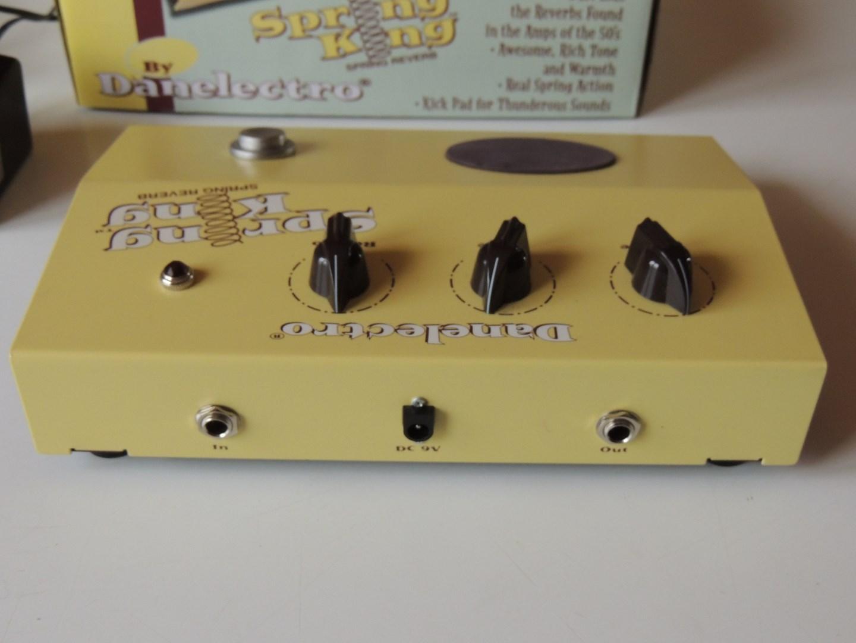Danelectro Dsr 1 Spring King Image 625943 Audiofanzine