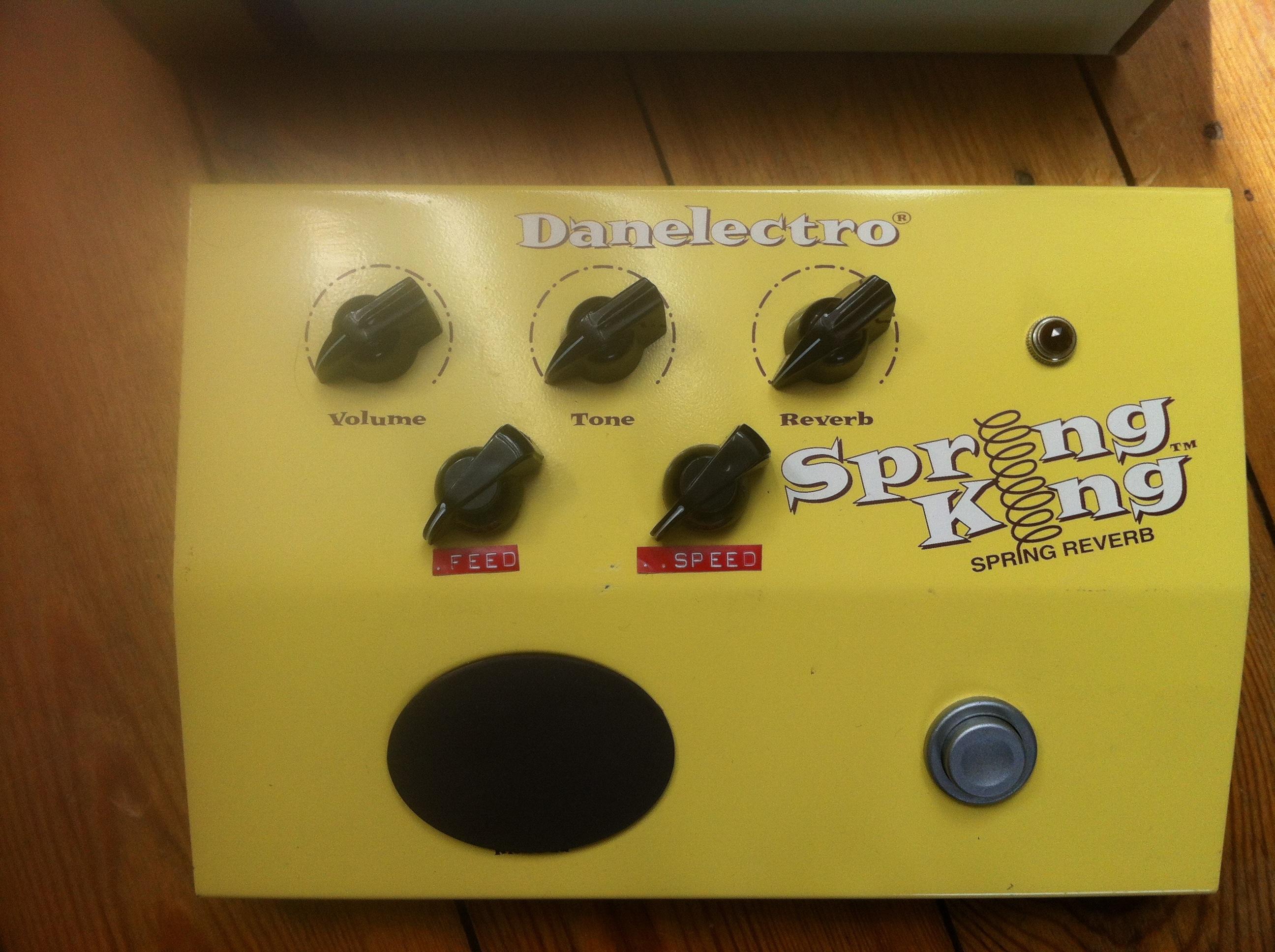 Danelectro Dsr 1 Spring King Image 627954 Audiofanzine