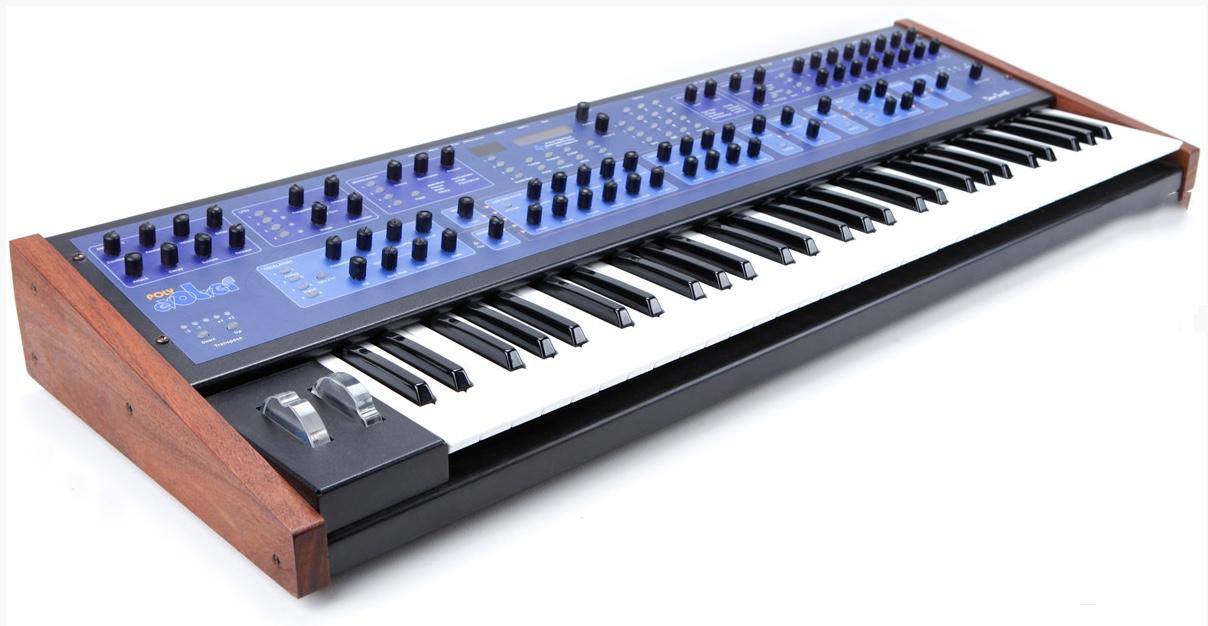 Flancs de synthétiseurs et autres ... Dave-smith-instruments-polyevolver-keyboard-1730098