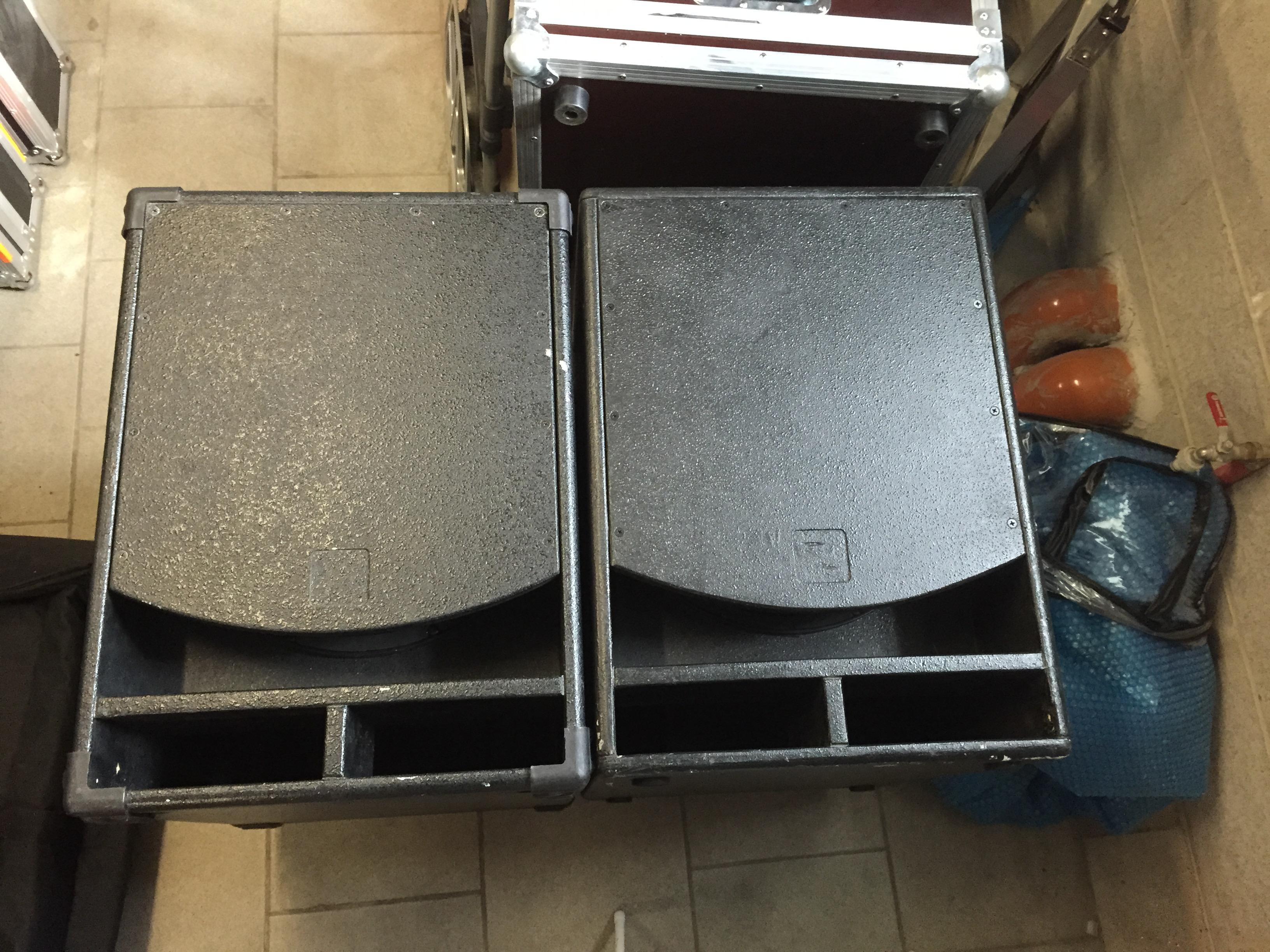 SUB 15 - dB Technologies Sub 15 - Audiofanzine
