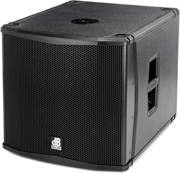 SUB 15H - dB Technologies SUB 15H - Audiofanzine