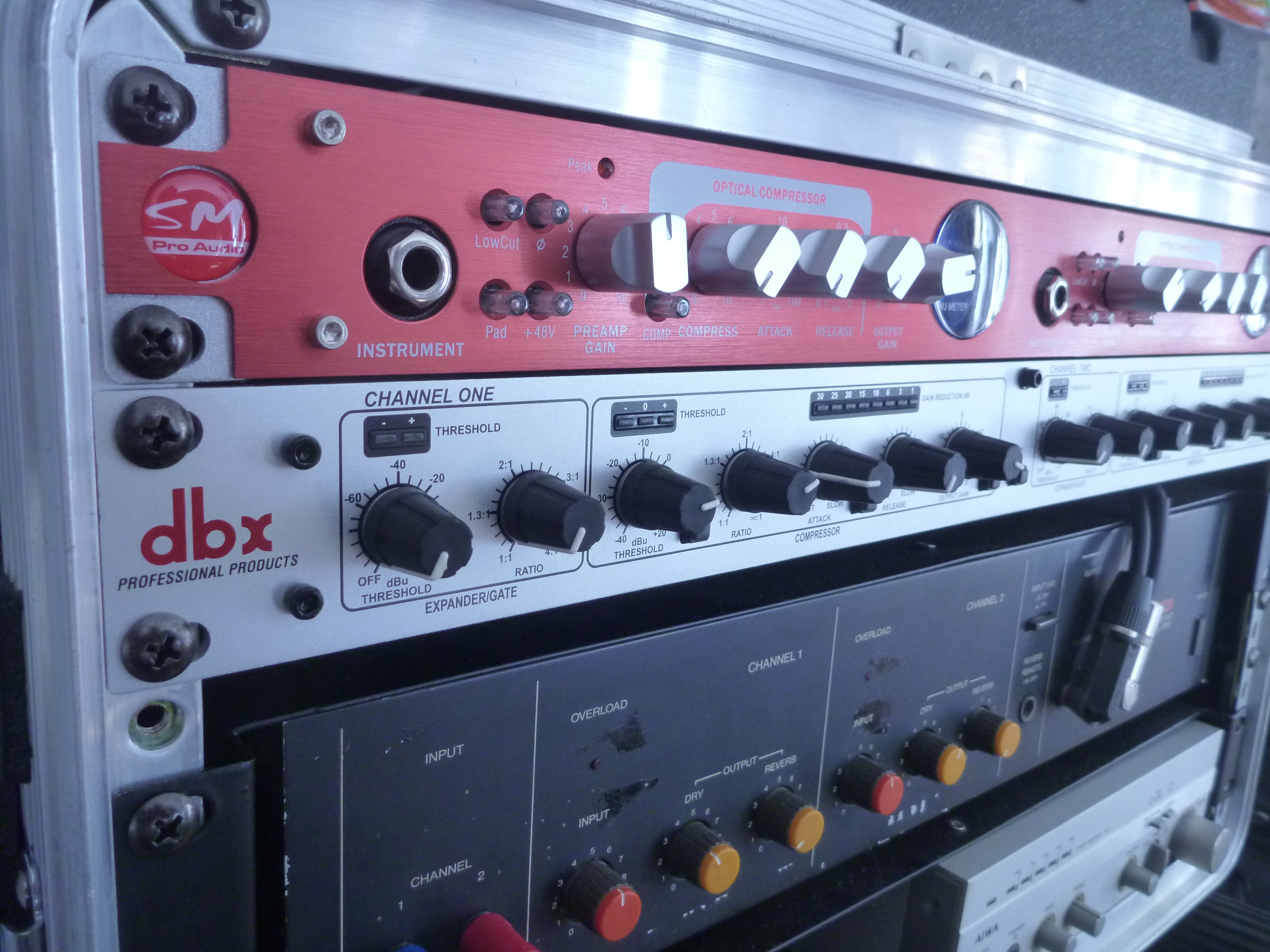 dbx 266xs image 672875 audiofanzine