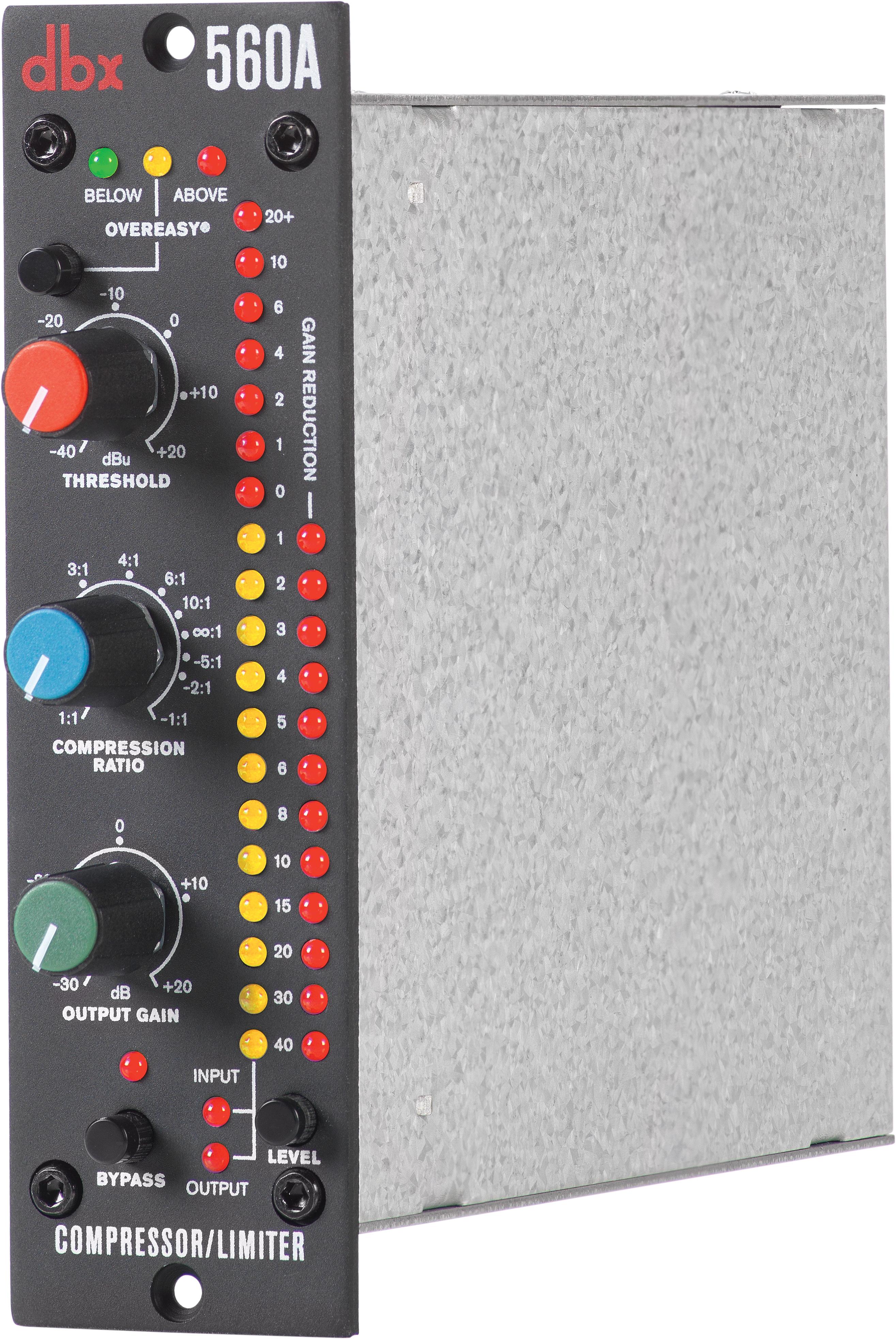 Alesis 3632 compressor manual