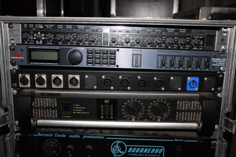 Dbx Driverack 260 Image 616248 Audiofanzine