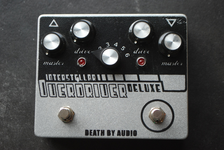 death by audio interstellar overdriver deluxe image 760101 audiofanzine. Black Bedroom Furniture Sets. Home Design Ideas