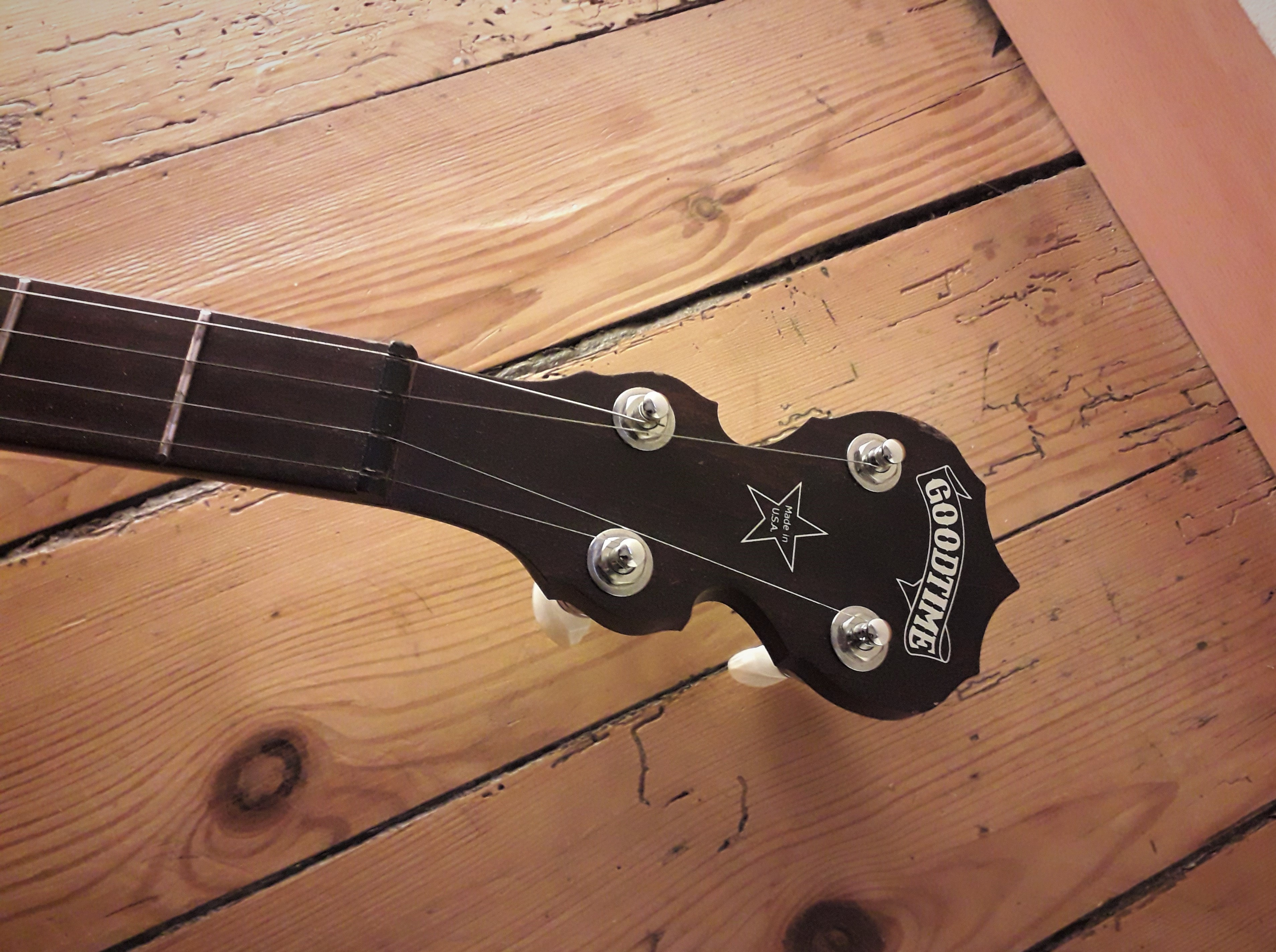 VEGA LITTLE WONDER BANJO - Deering Vega Little Wonder Banjo