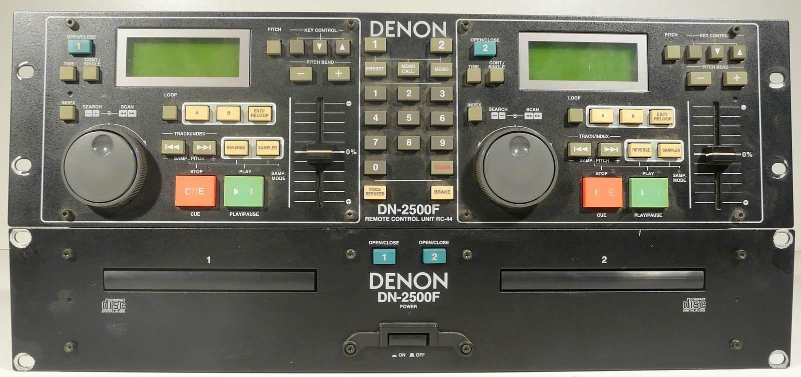 Resultado de imagen para Denon 2500