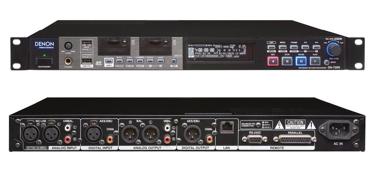 Denon Professional DN-500R image (#720957) - Audiofanzine