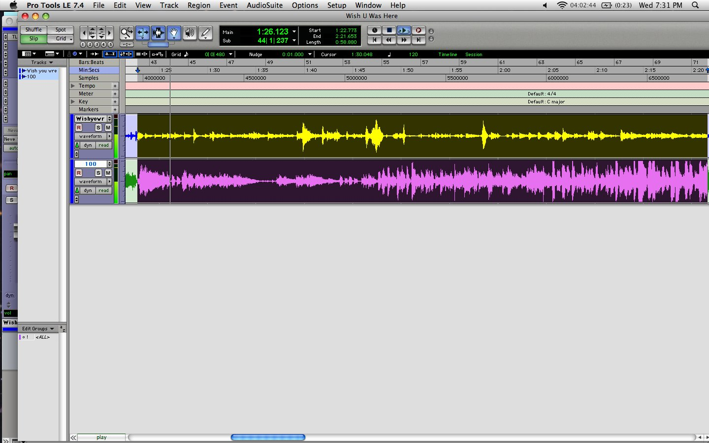 Pro Tools Le 7 Download Mac