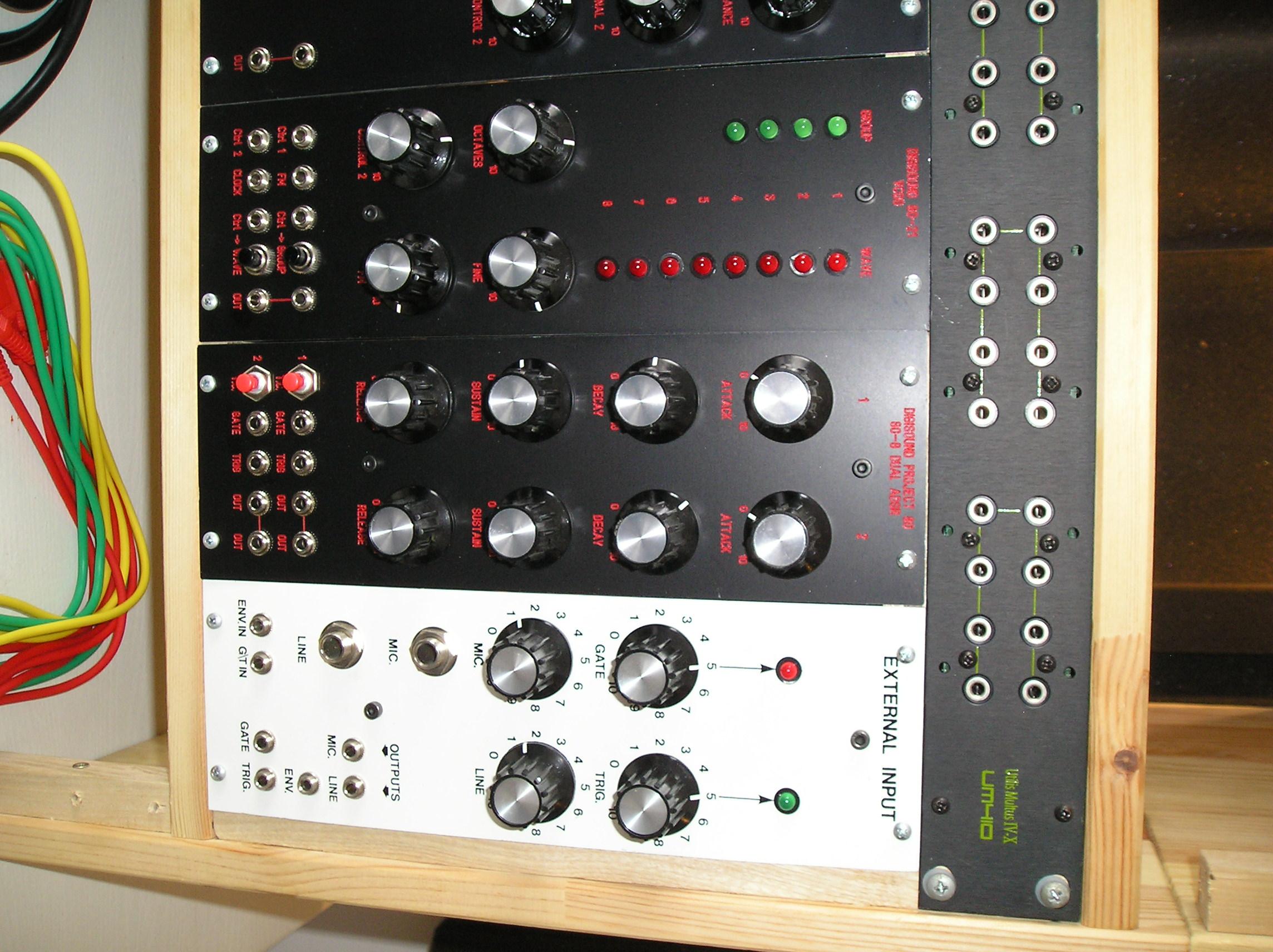 The Digisound 80 Modular Synthesizer – Synthtopia