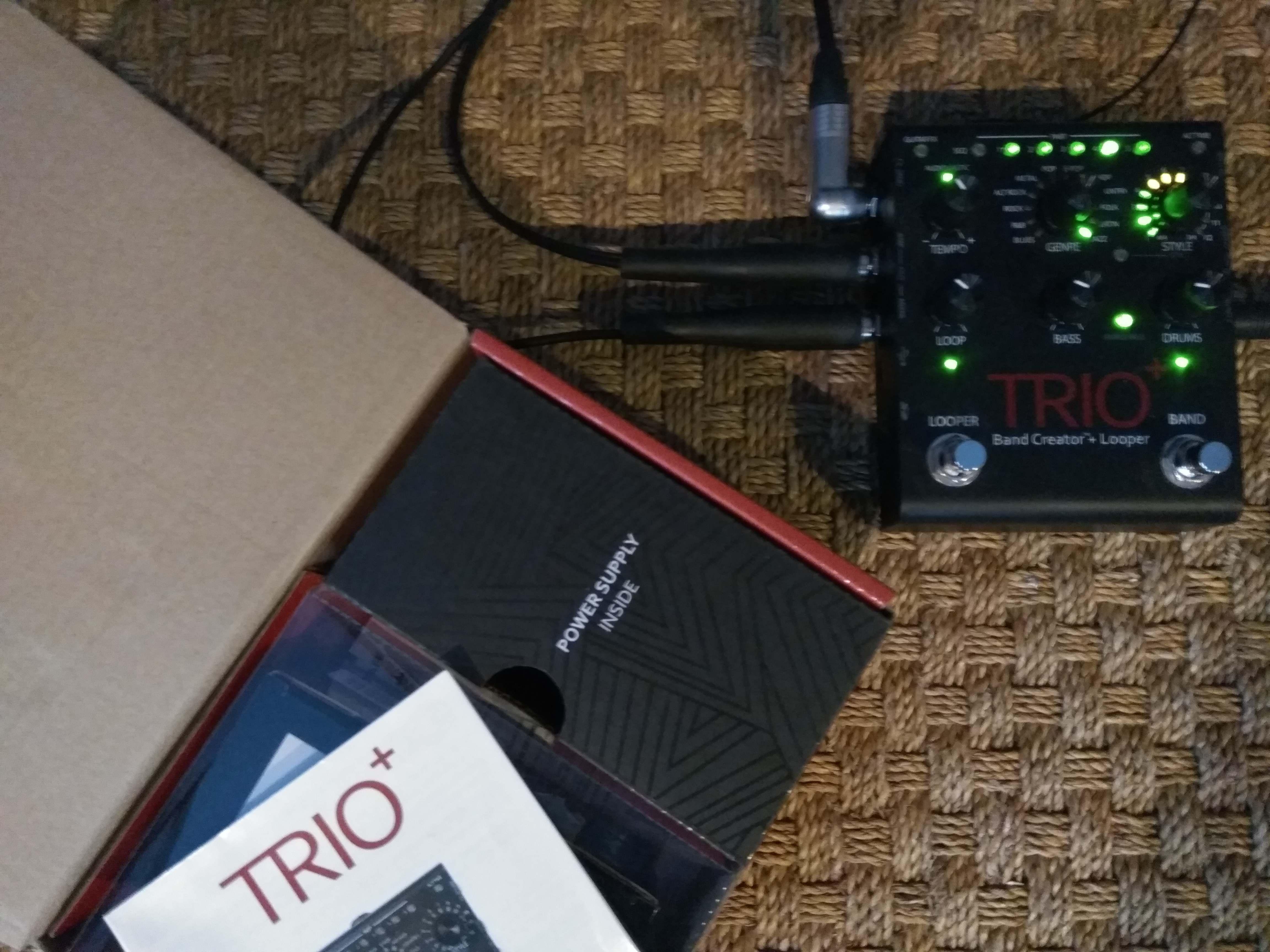 digitech trio band creator manual