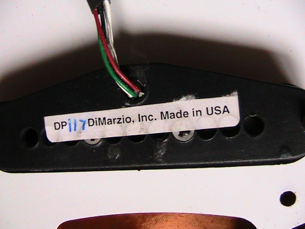 Dimarzio Dp117 Hs-3 Image   127897