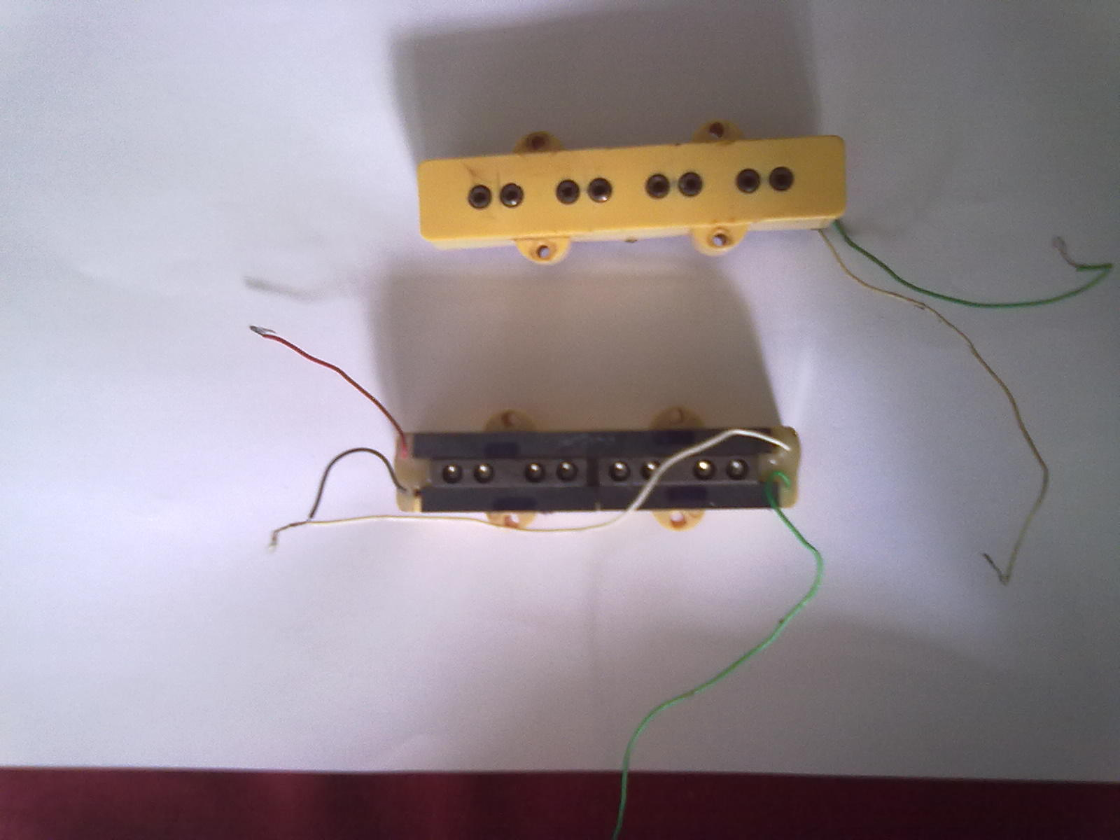 Lovely Two Humbuckers 5 Way Switch Thick Hh 5 Way Switch Wiring Clean Gretsch Wiring Harness Solar Panel Diagram Young Solar Panel Wiring Guide BlueSolar Panel Diagrams DiMarzio DP123 Model J Image (#230272)   Audiofanzine