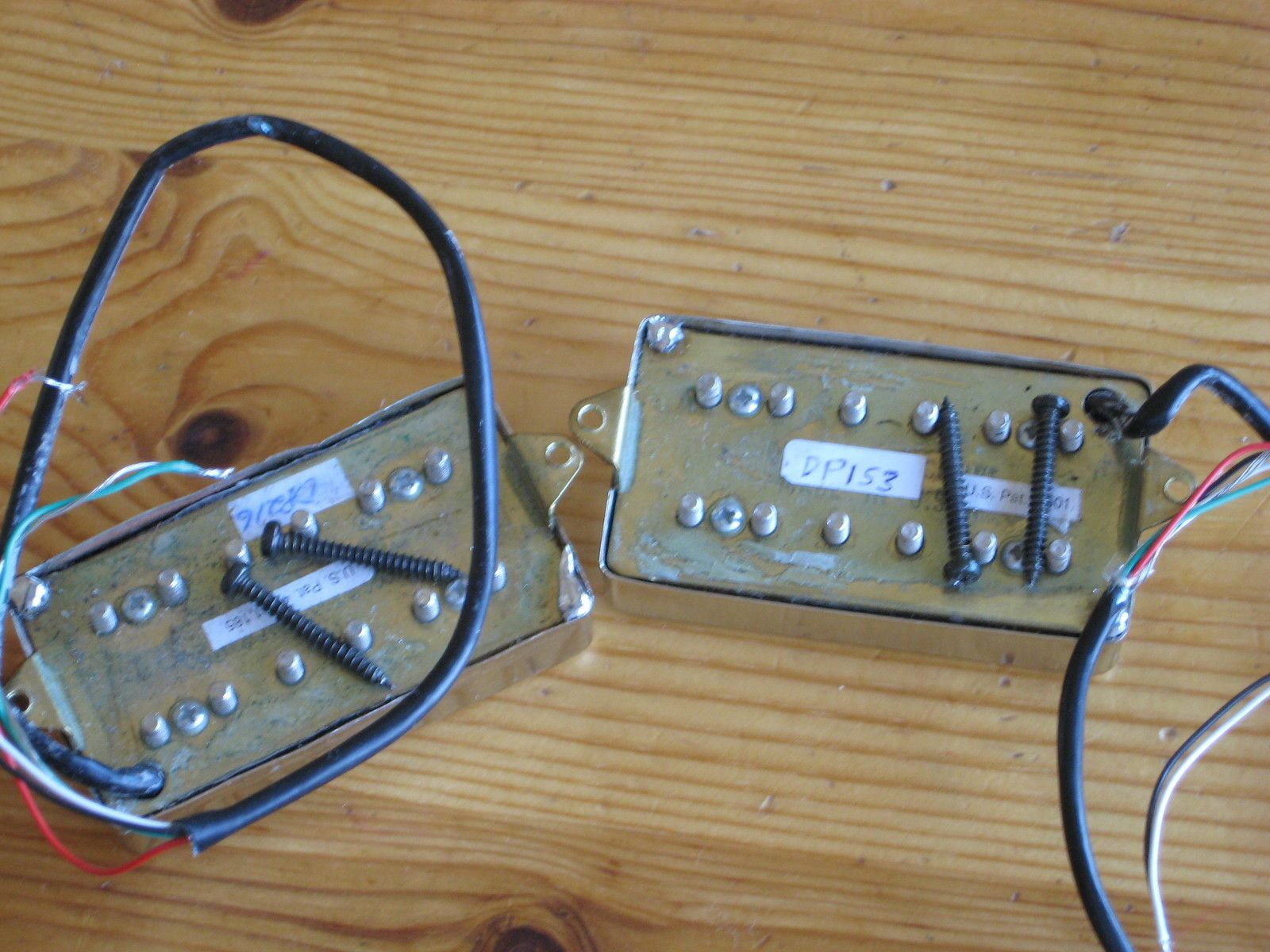 Awesome Two Humbuckers 5 Way Switch Huge Hh 5 Way Switch Wiring Shaped Gretsch Wiring Harness Solar Panel Diagram Young Solar Panel Wiring Guide BlackSolar Panel Diagrams DiMarzio DP153 Fred Image (#210753)   Audiofanzine