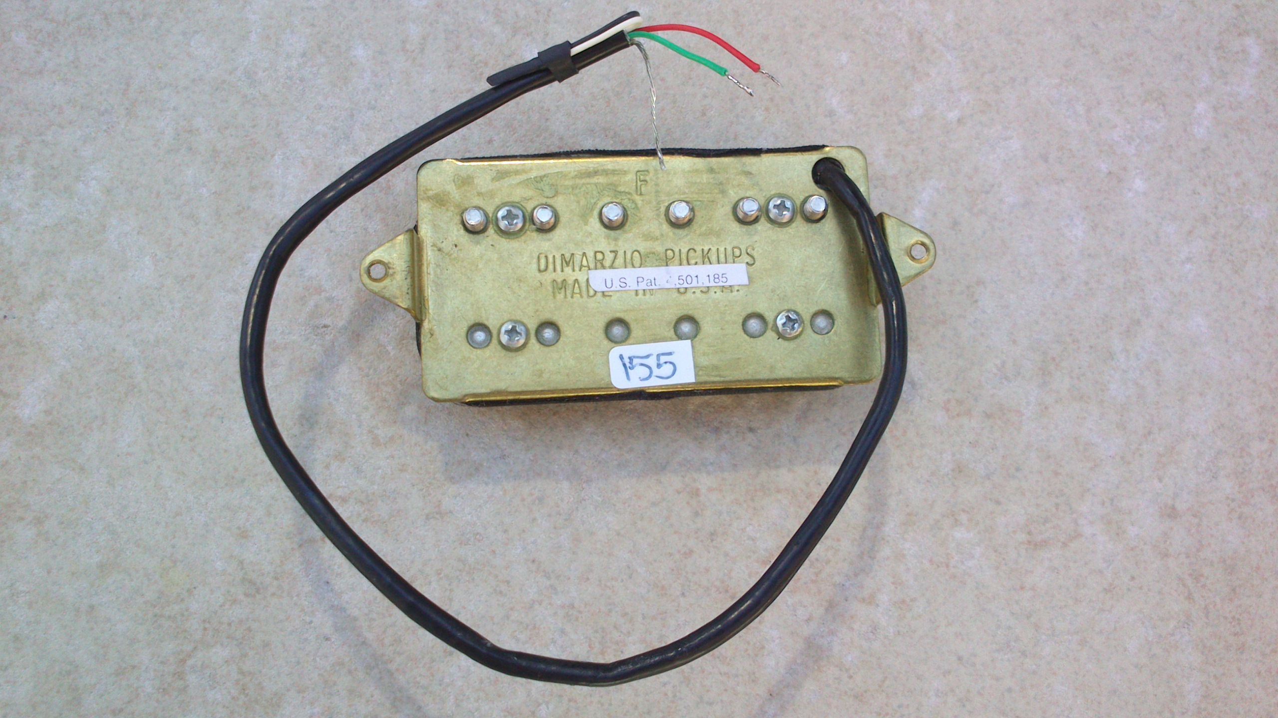 Excellent Two Humbuckers 5 Way Switch Thick Hh 5 Way Switch Wiring Square Gretsch Wiring Harness Solar Panel Diagram Youthful Solar Panel Wiring Guide PinkSolar Panel Diagrams DiMarzio DP155 The Tone Zone Image (#658723)   Audiofanzine