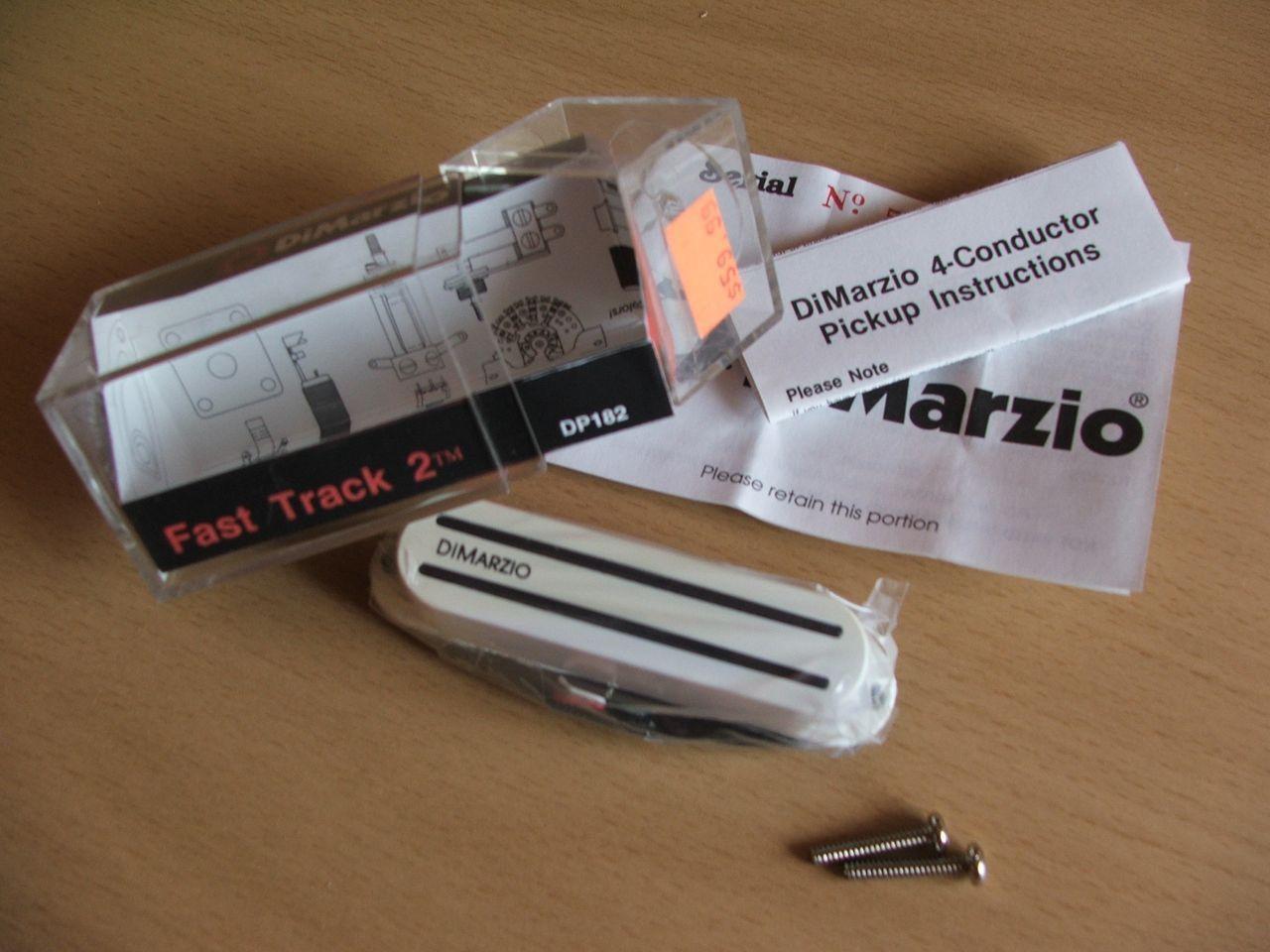 DiMarzio DP182 Fast Track 2 image (#54224) - Audiofanzine