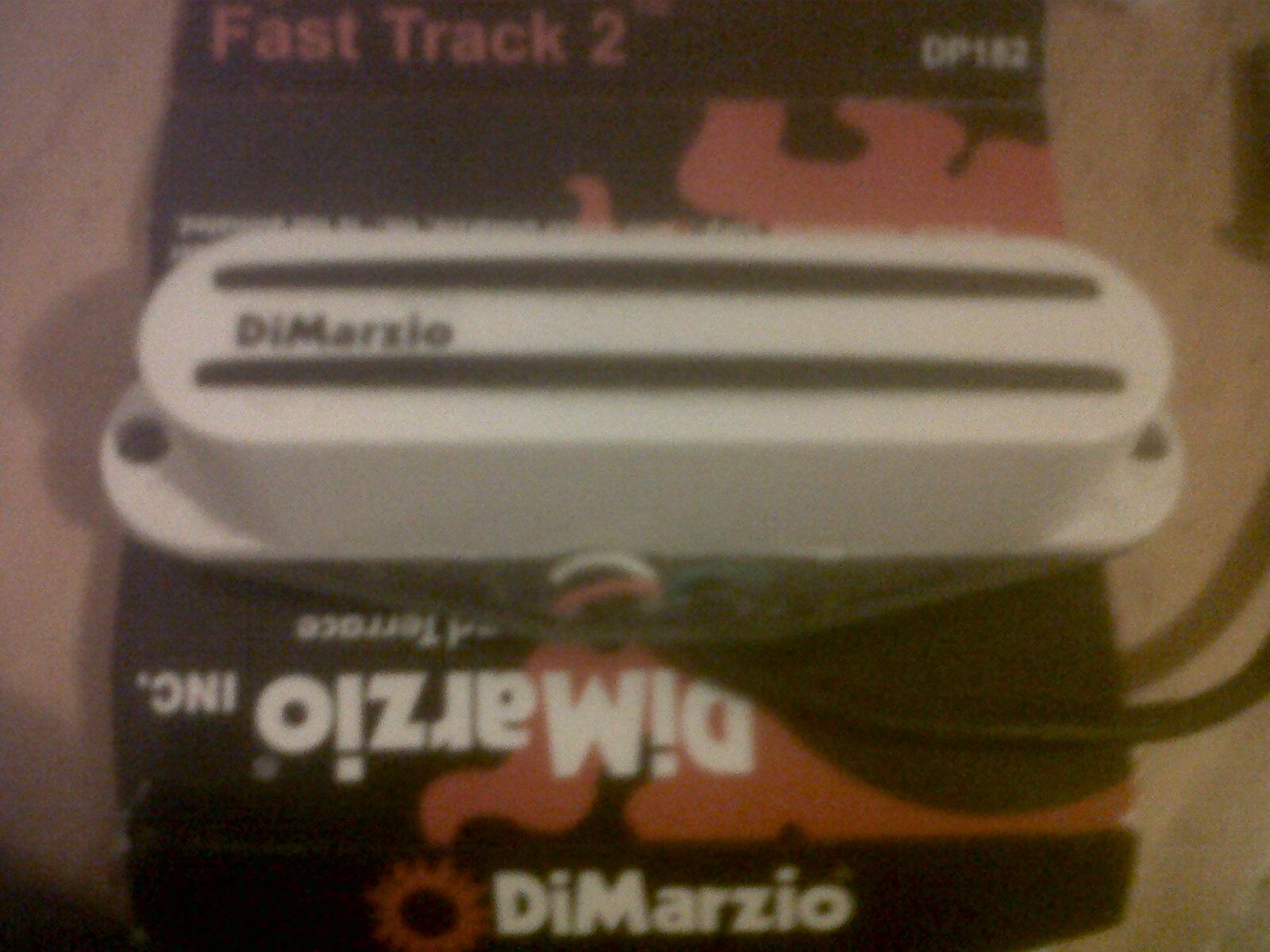 DP182 FAST TRACK 2 - DiMarzio DP182 Fast Track 2 - Audiofanzine