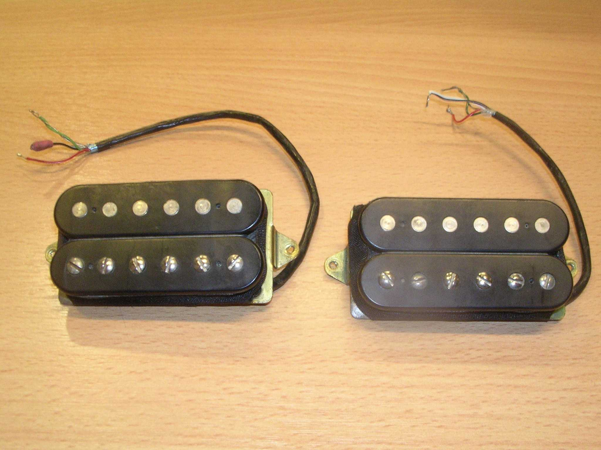 Great Two Humbuckers 5 Way Switch Huge Hh 5 Way Switch Wiring Rectangular Gretsch Wiring Harness Solar Panel Diagram Youthful Solar Panel Wiring Guide BrightSolar Panel Diagrams DiMarzio DP190 Air Classic Neck Image (#144130)   Audiofanzine