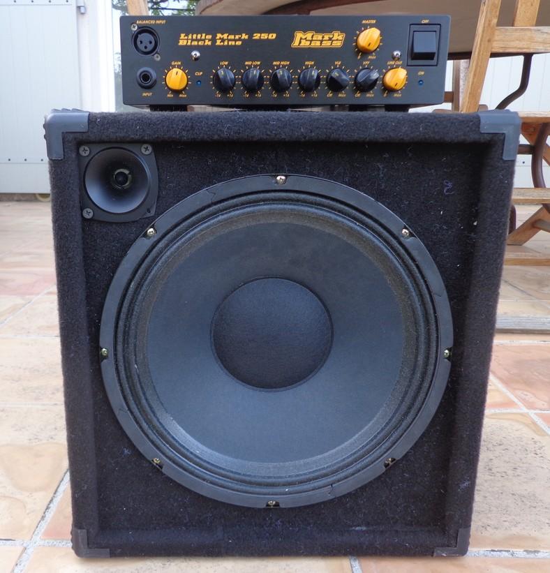 DIY 1x12 Bass Cabinet image (#1363366) - Audiofanzine