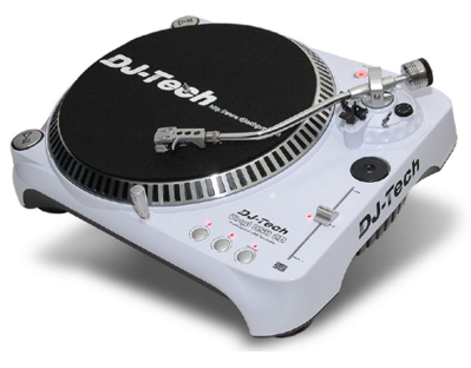 Elegant DJ Tech Vinyl USB 20 Thomas P Images