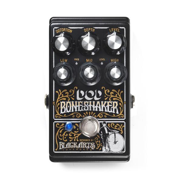 DOD Boneshaker on Bass - YouTube