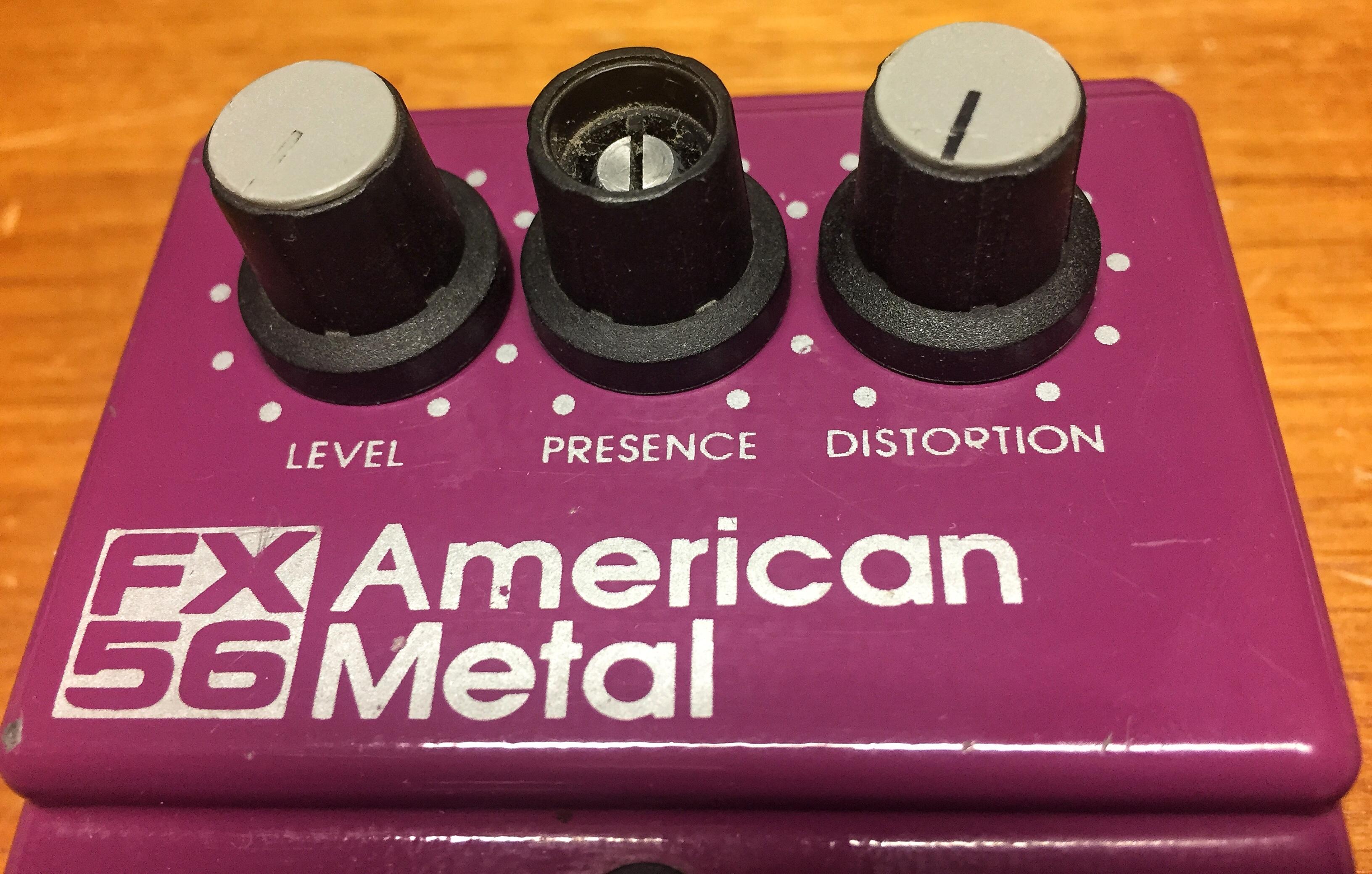 fx56 american metal dod fx56 american metal audiofanzine rh en audiofanzine com